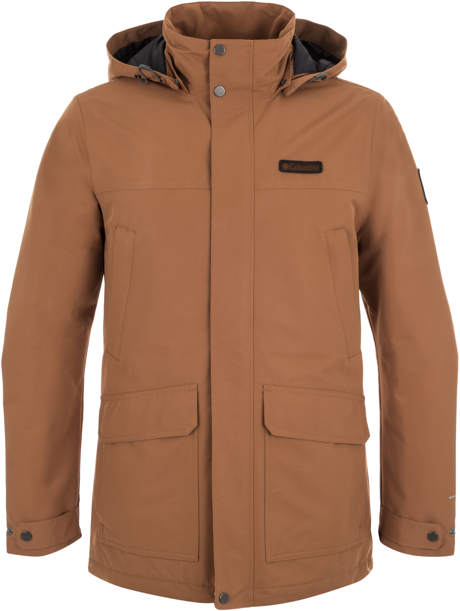 цена Columbia Куртка утепленная мужская Columbia Inverness, размер 48-50 онлайн в 2017 году