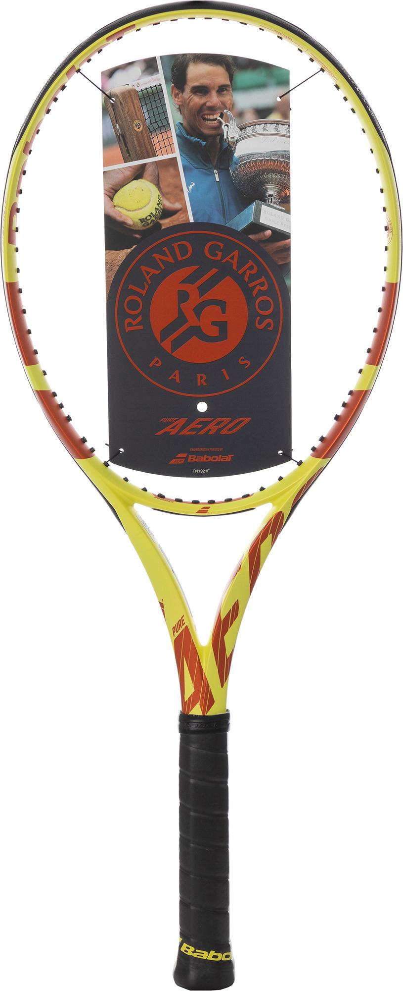 Babolat Ракетка для большого тенниса Babolat Pure Aero цена в Москве и Питере