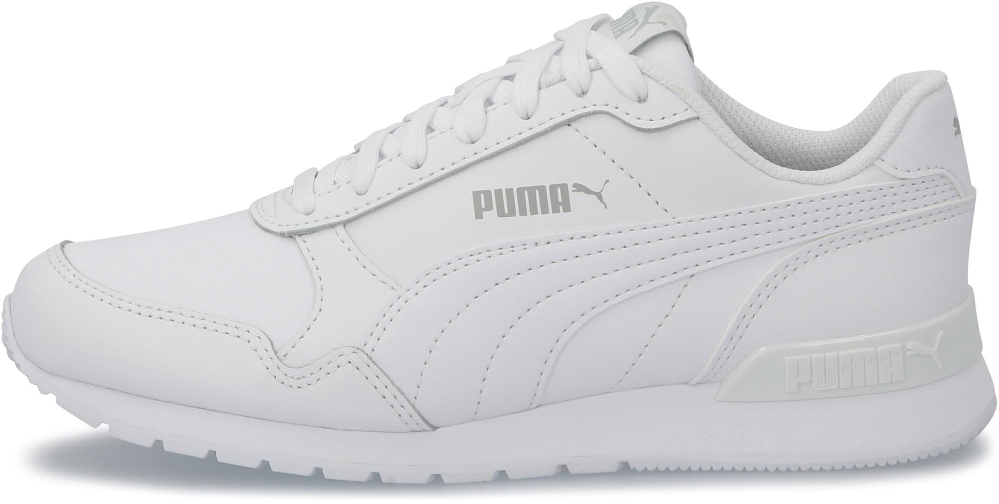 Фото - Puma Кроссовки для девочек Puma St Runner V2 L Jr, размер 34.5 кроссовки мужские puma st runner