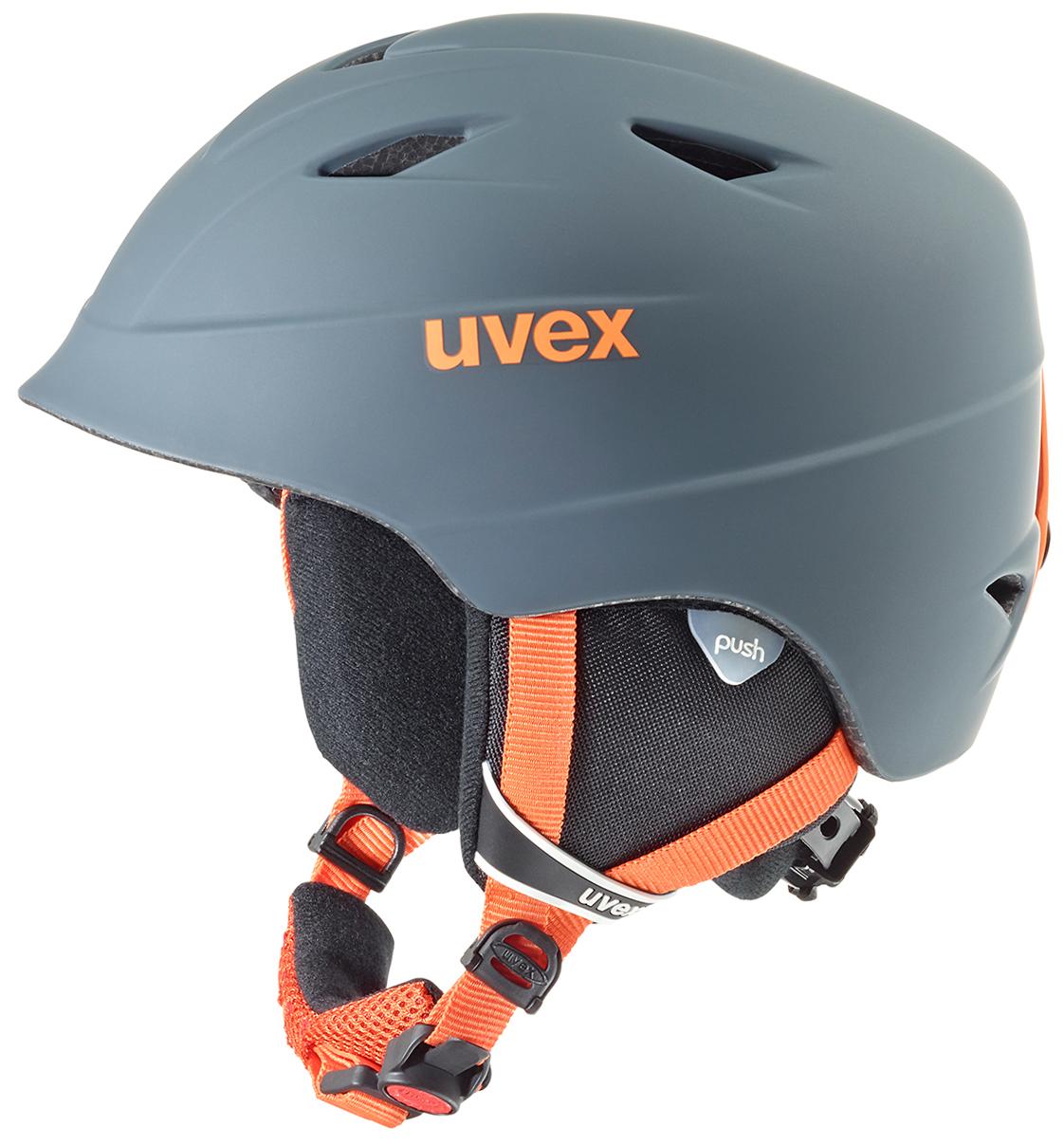 Uvex Шлем детский Uvex Airwing 2 Pro, размер 54-58