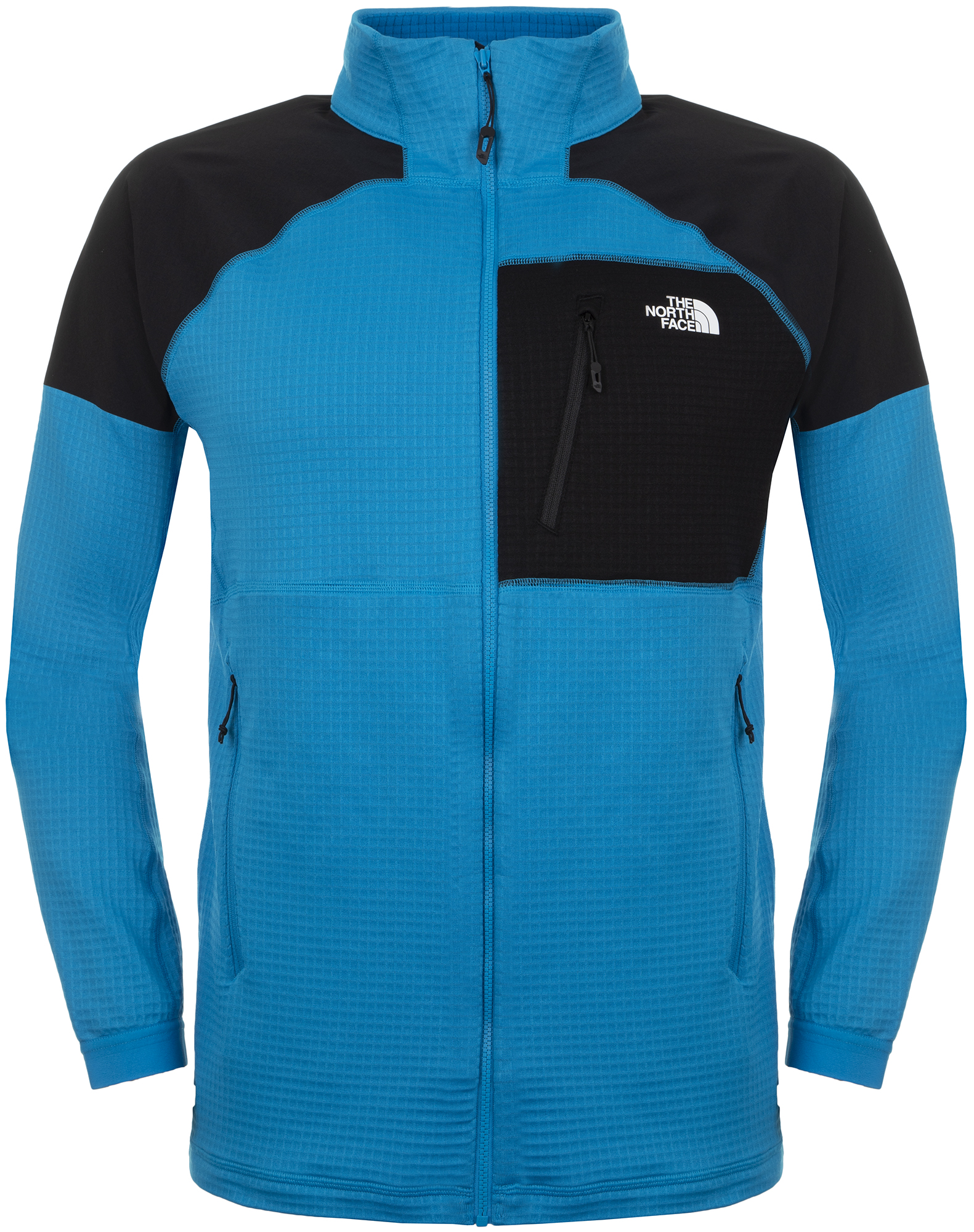 The North Face Джемпер флисовый мужской The North Face Impendor Grid, размер 52