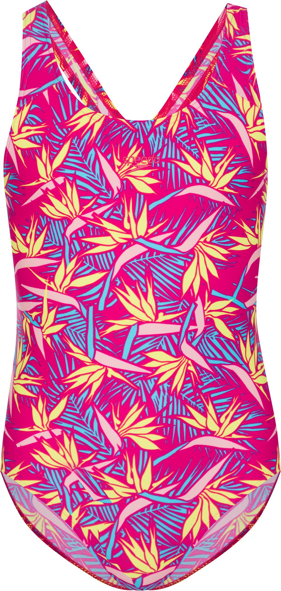 Speedo Купальник для девочек Speedo, размер 152