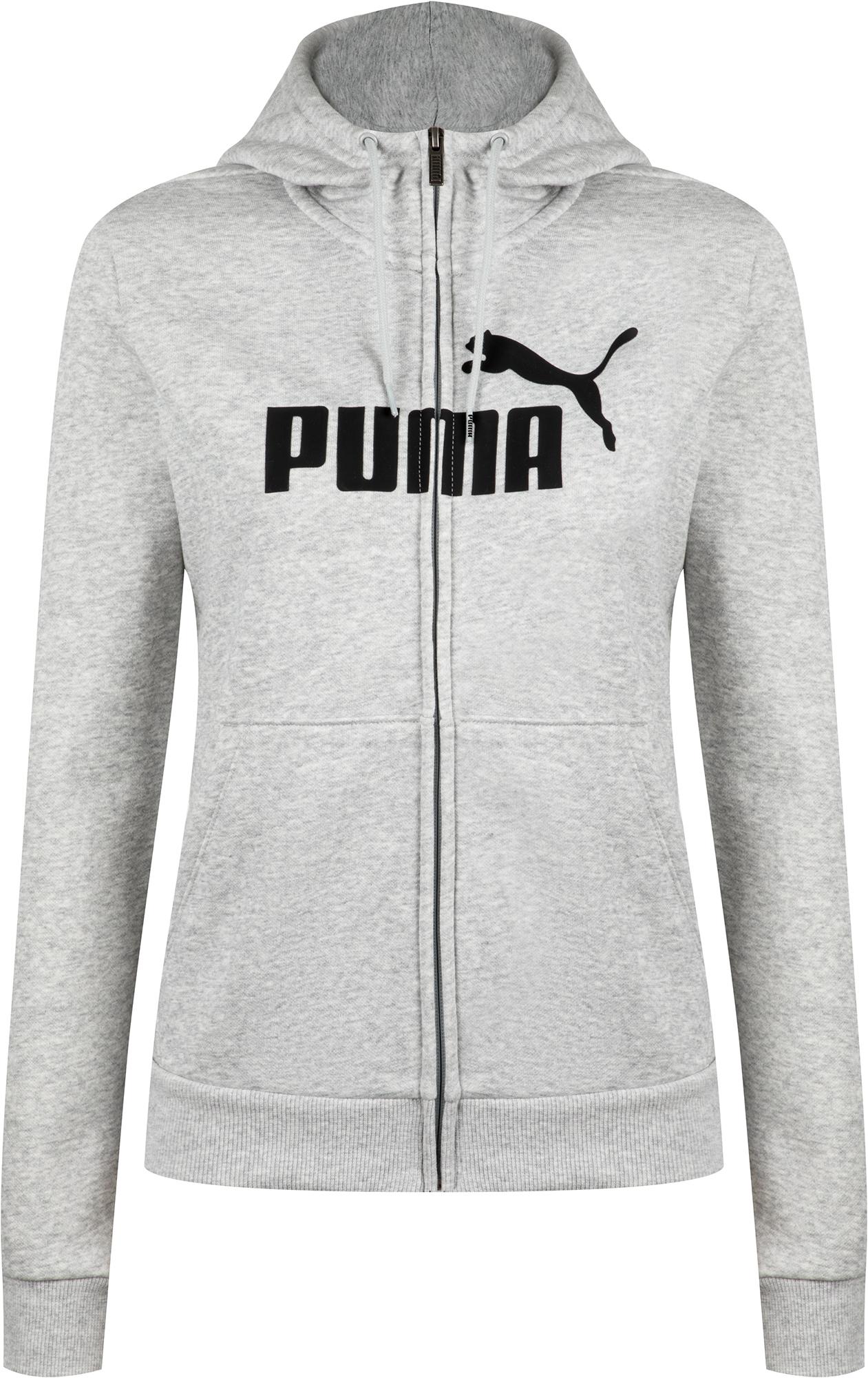 цена на PUMA Толстовка женская Puma Essential, размер 48-50