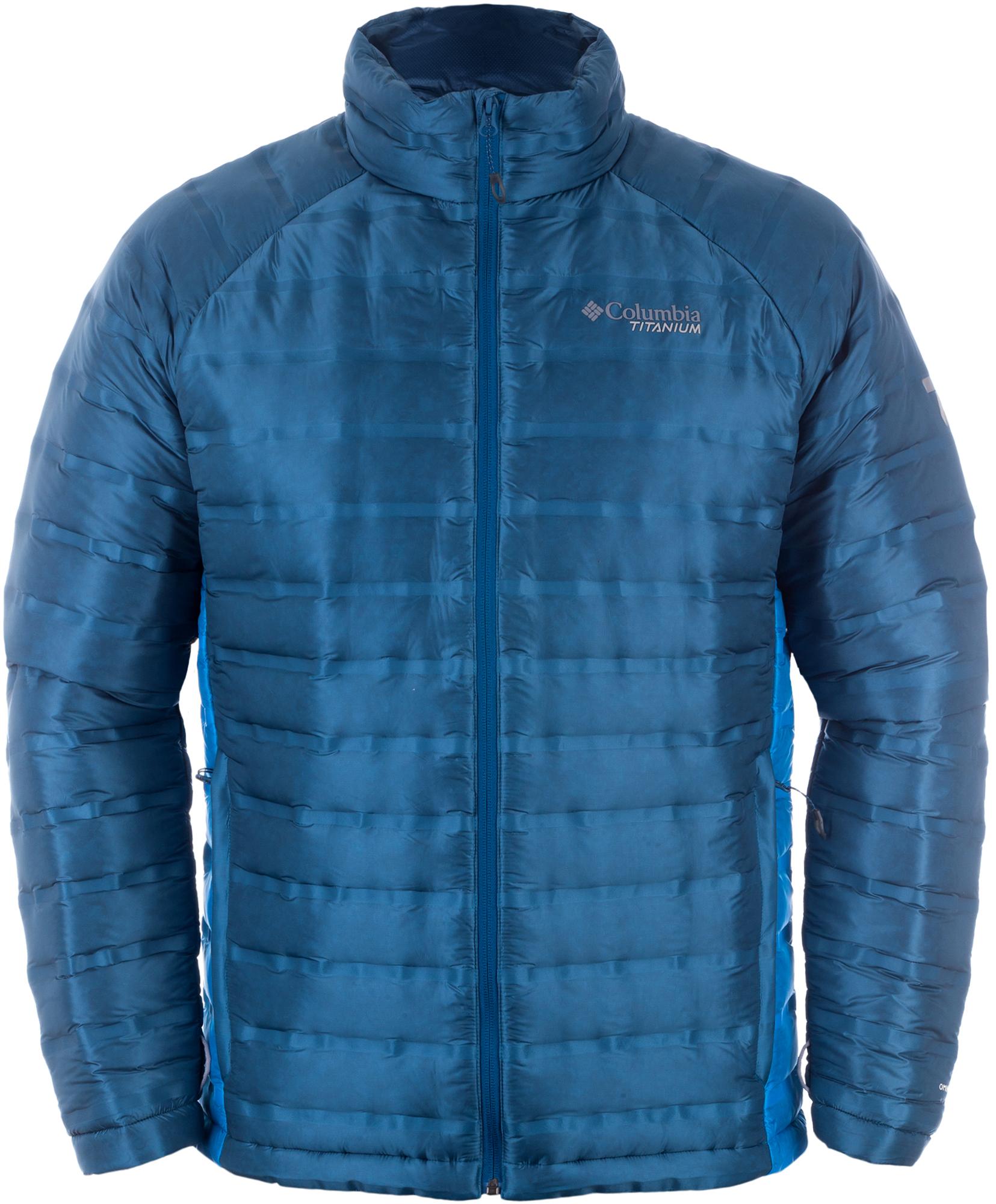 Columbia Куртка пуховая мужская Columbia Titan Ridge columbia рубашка с длинным рукавом мужская columbia boulder ridge