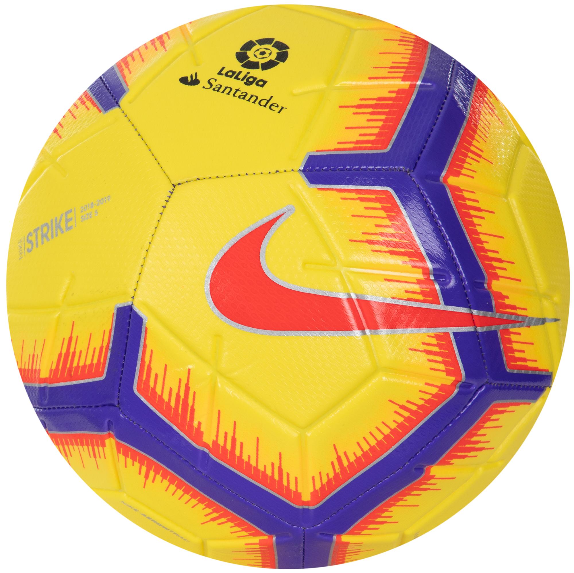 Nike Мяч футбольный Nike La Liga Strike цена