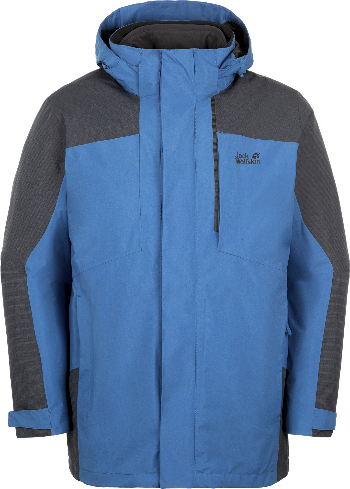 Jack Wolfskin Куртка 3 в 1 мужская Viking, размер 58
