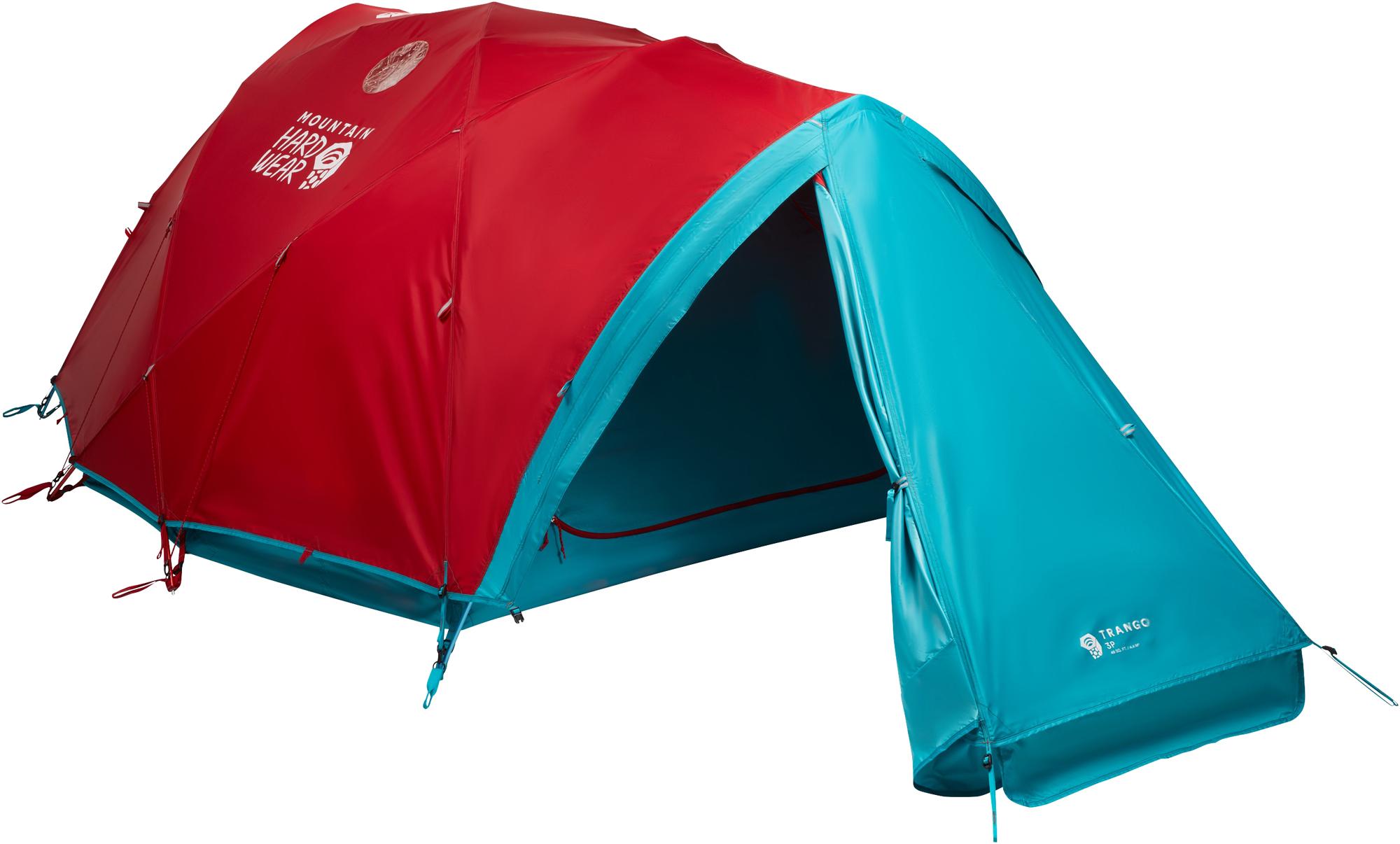 Mountain Hardwear Trango 3 Tent палатка быстросборная maverick wind трехместная зелёный с тиснением