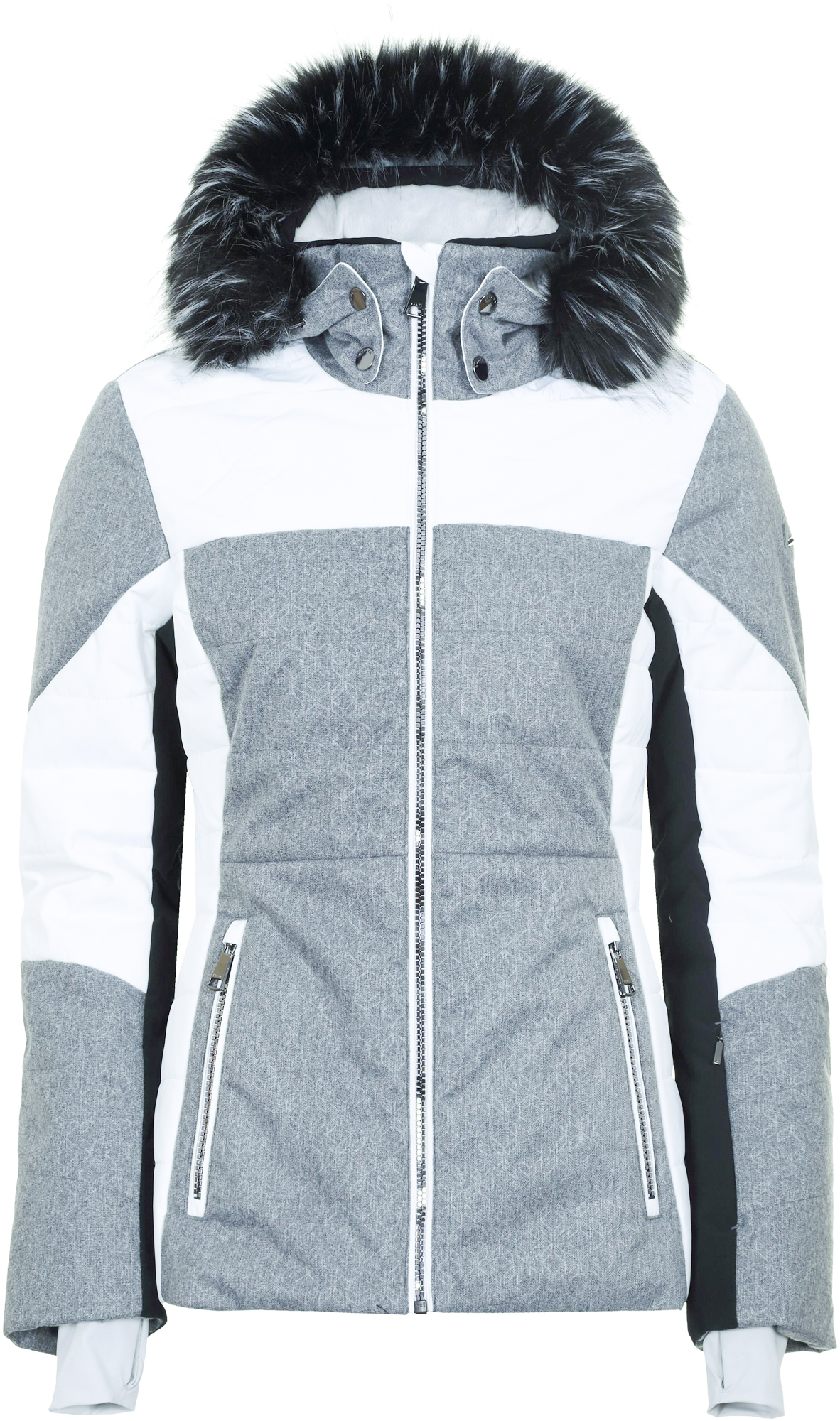 Luhta Куртка женская Luhta Ivaska, размер 44 шапка женская luhta цвет серый 838605591lv 810 размер универсальный