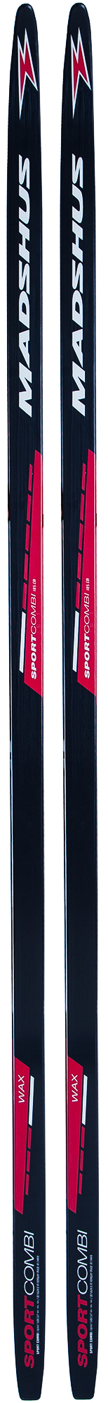 Madshus Беговые лыжи Madshus Sport Combi Wax цена