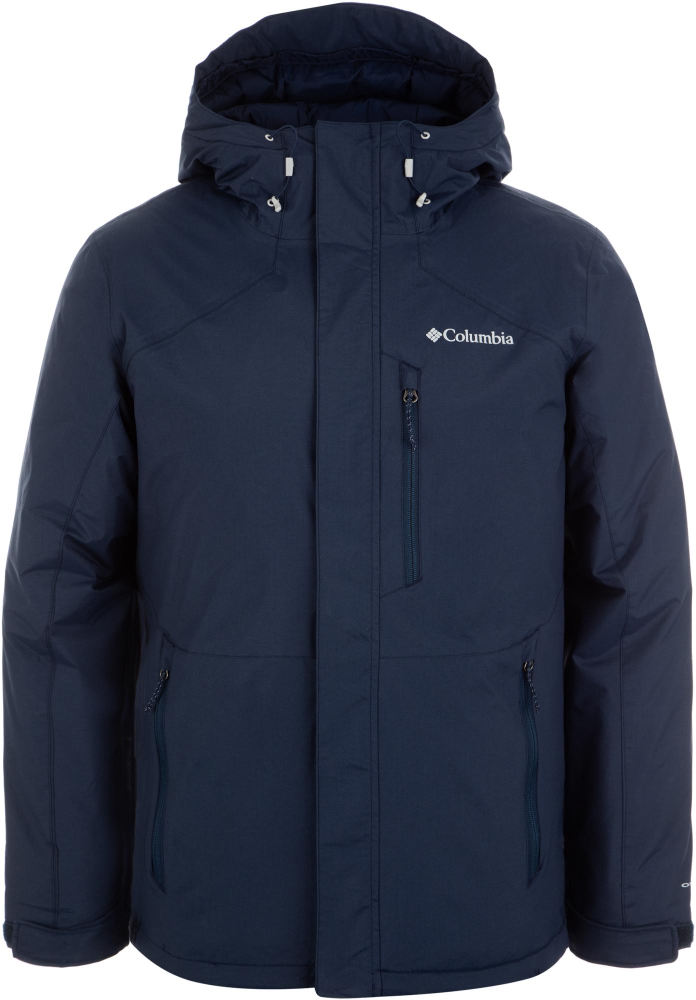 Columbia Куртка утепленная мужская Columbia Murr Peak II, размер 56-58 цены