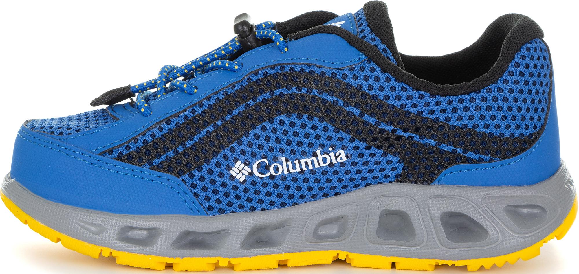 Columbia Полуботинки для мальчиков Columbia Youth Drainmaker IV, размер 37.5 полуботинки детские для мальчиков t taccardi