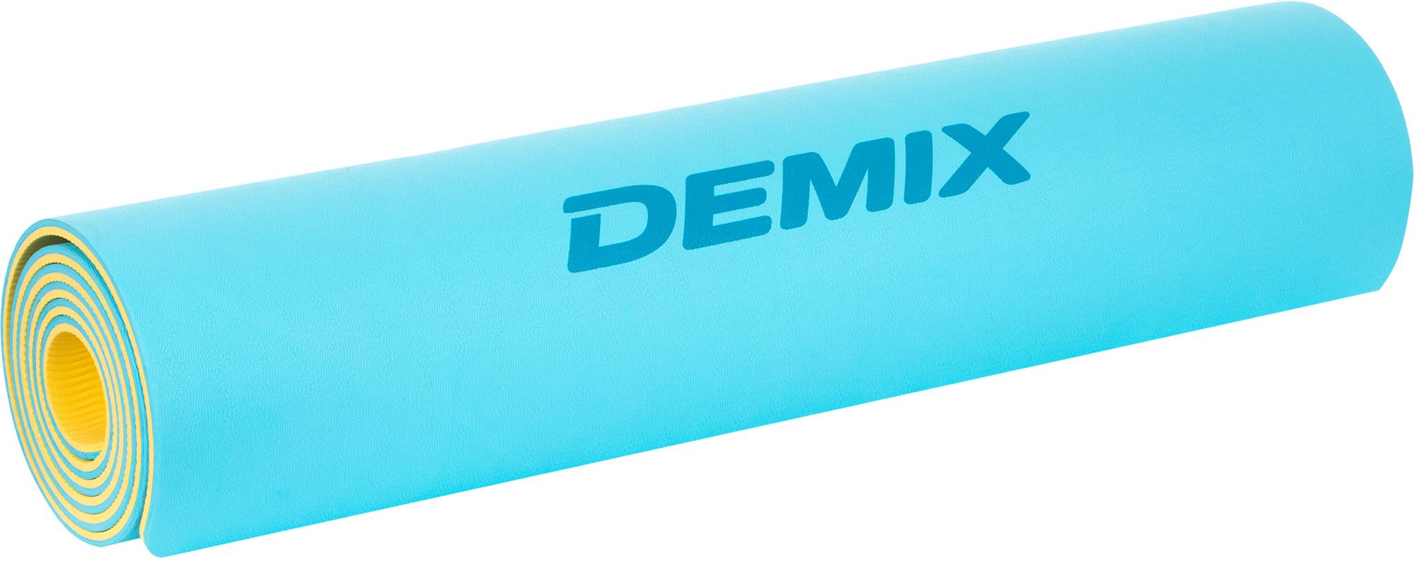 Demix Коврик для йоги Demix цены