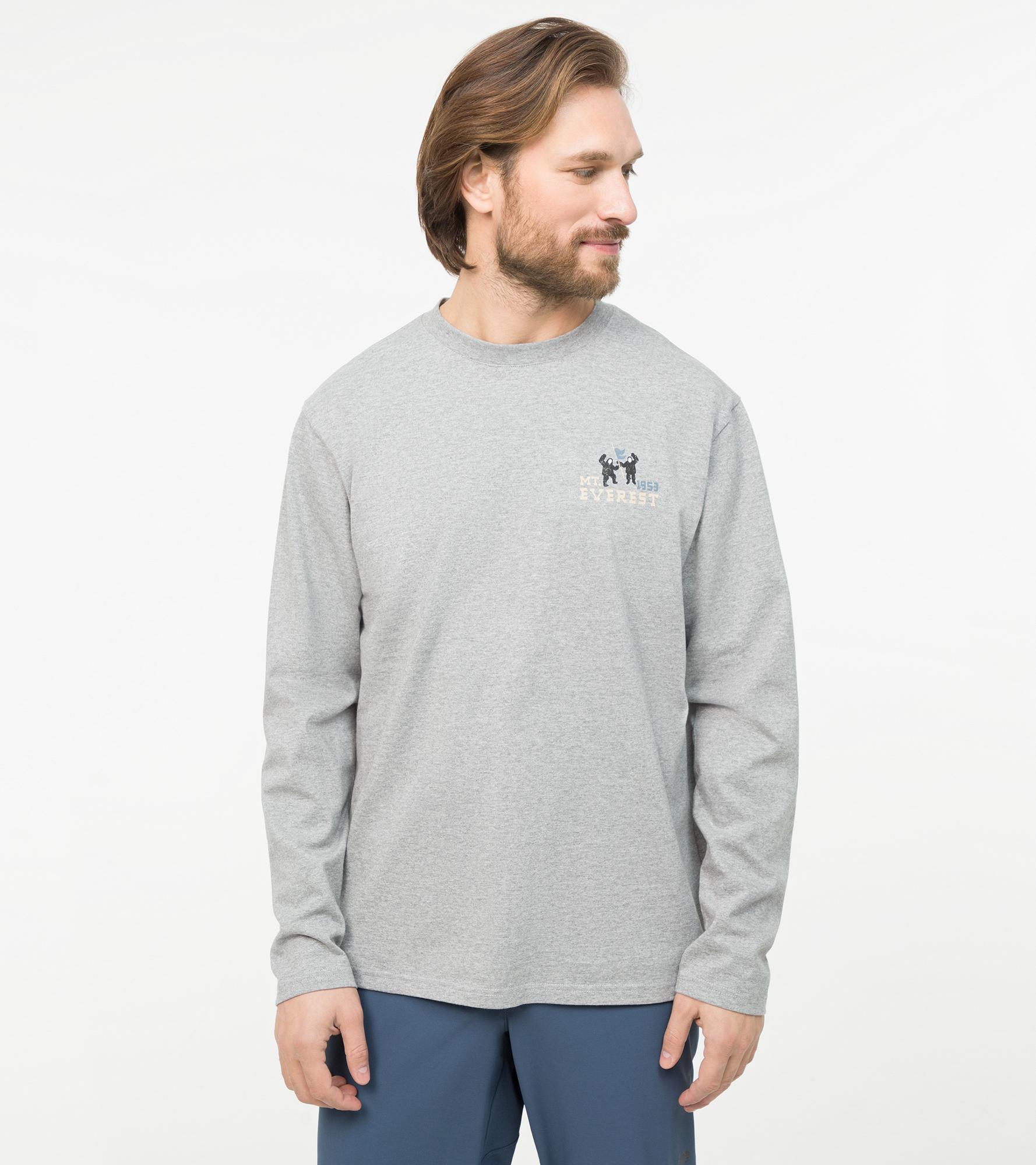 цена на Mountain Hardwear Лонгслив мужской Mountain Hardwear Hotel Basecamp™, размер 56