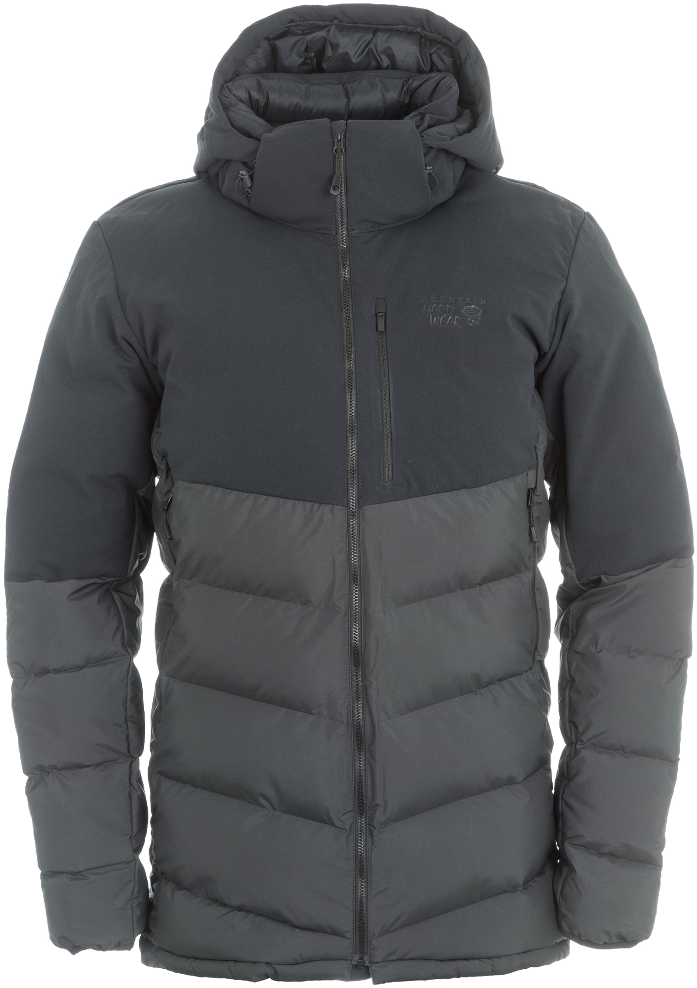 Mountain Hardwear Куртка утепленная мужская Mountain Hardwear Thermist Coat, размер 56 mountain hardwear куртка утепленная мужская mountain hardwear radian размер 56