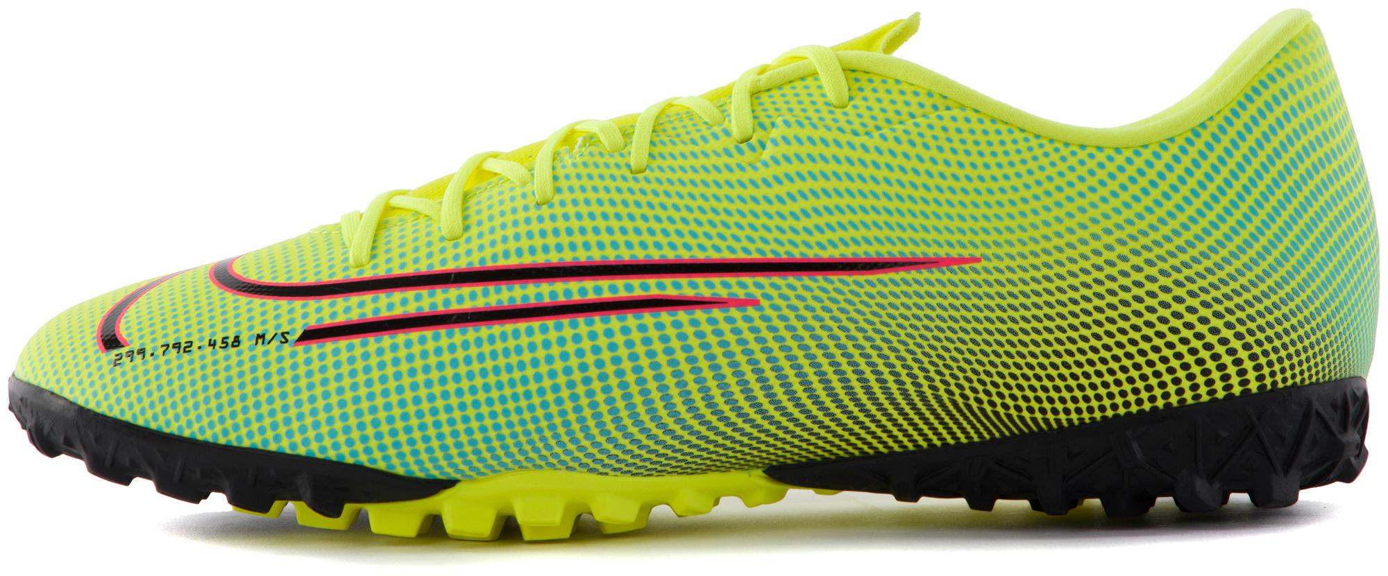 Nike Бутсы мужские Nike Vapor 13 Academy MDS TF, размер 42 рюкзак nike vapor energy ba5538 011