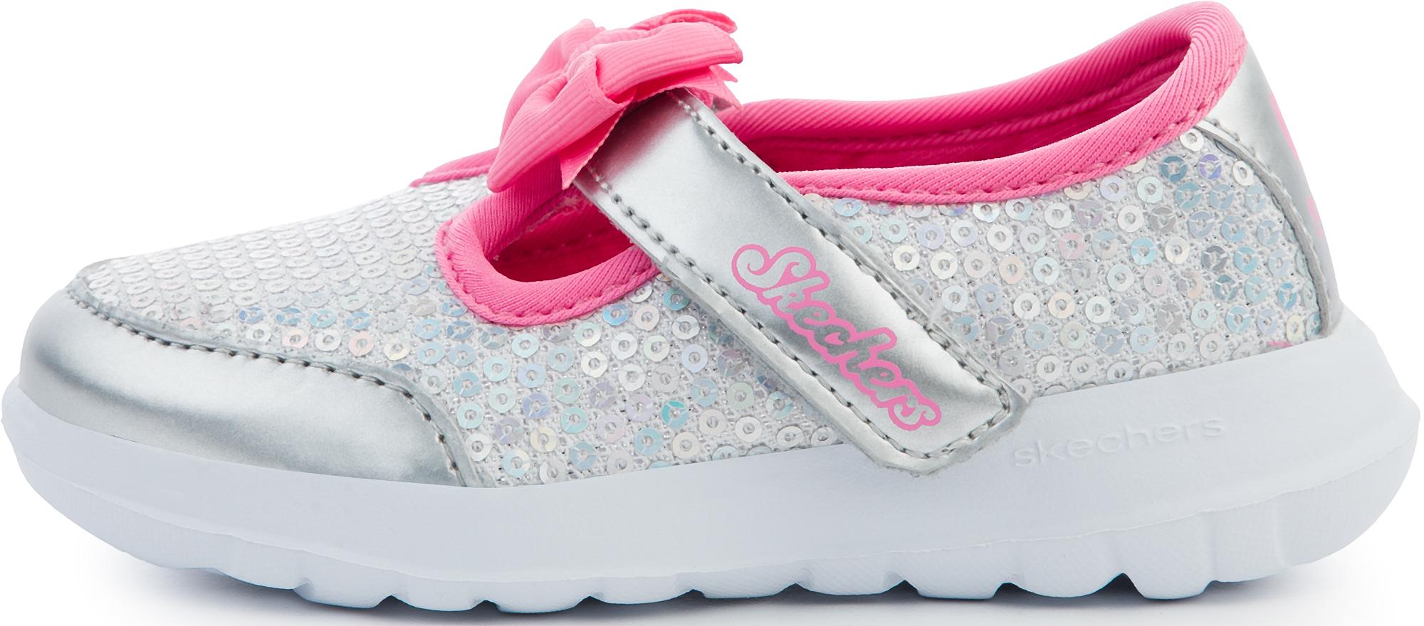Skechers Кроссовки для девочек Go Walk Joy-Flashy Darling, размер 25,5
