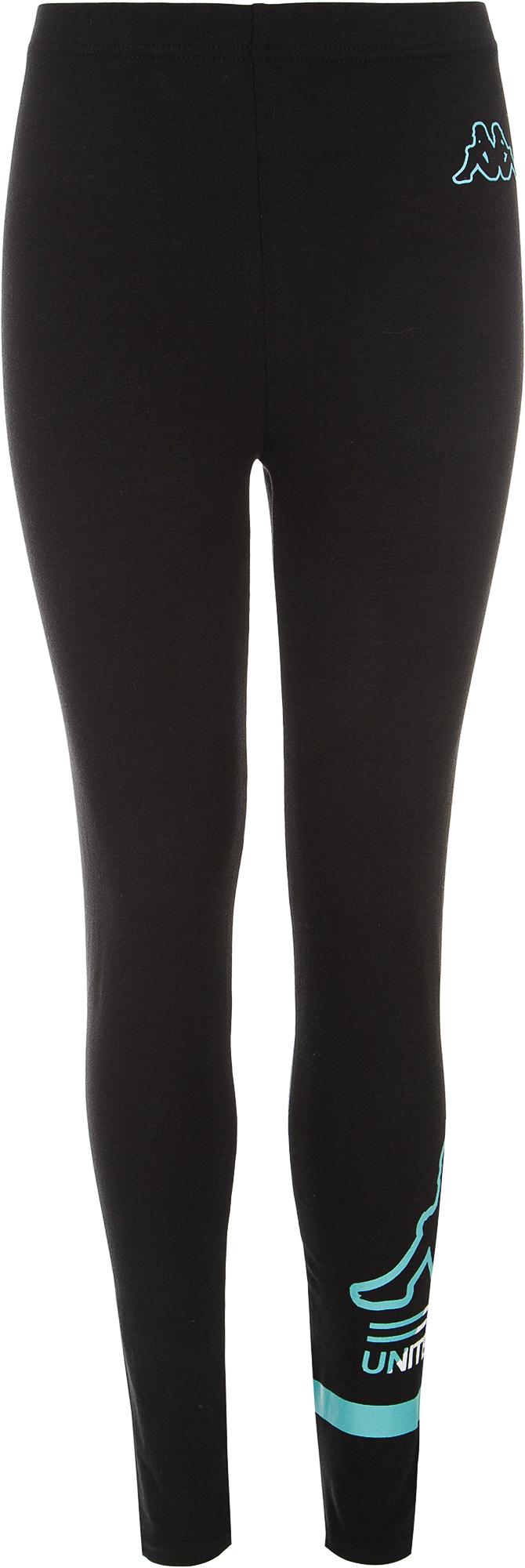 Kappa Легинсы для девочек Kappa, размер 170 kappa брюки для девочек kappa размер 134