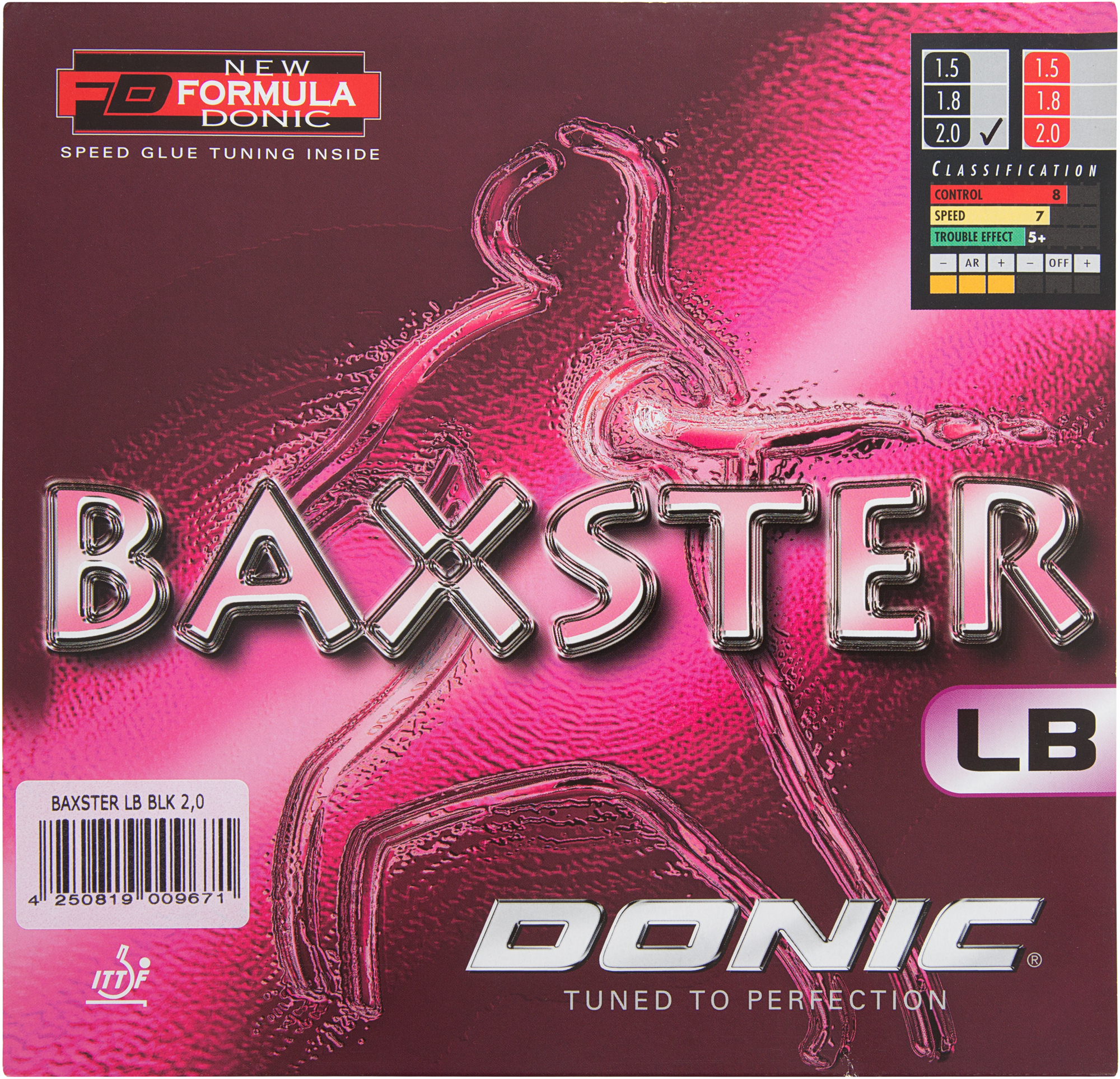 Donic Накладка DONIC Baxter LB