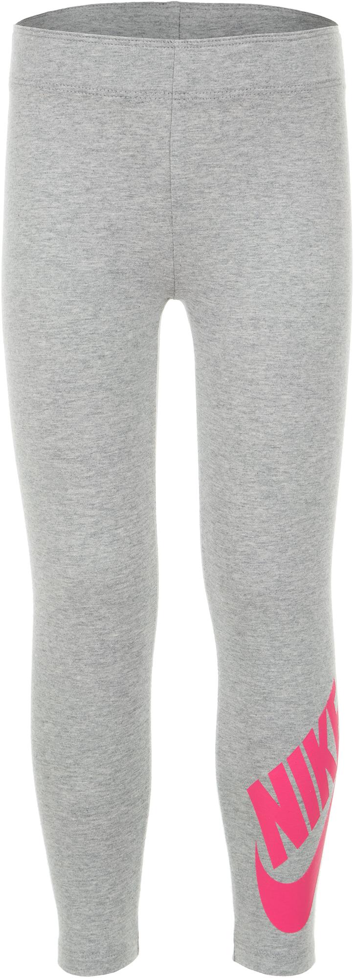 Nike Легинсы для девочек Nike, размер 116