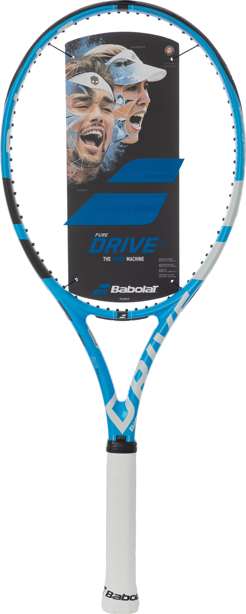Babolat Ракетка для большого тенниса Babolat Pure Drive Lite babolat ракетка для большого тенниса babolat pure strike team размер 3