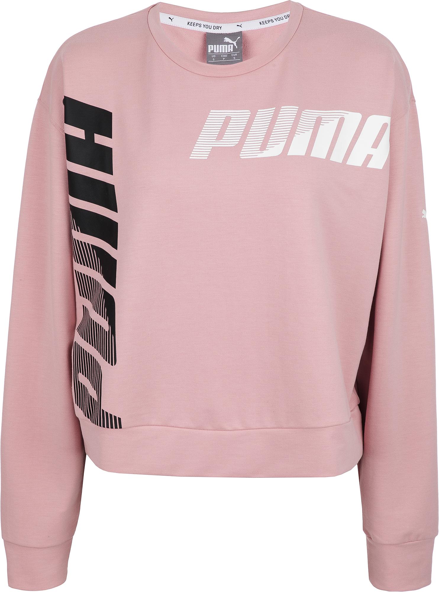 Puma Свитшот женский Puma Modern Sport Crew, размер 46-48 цены онлайн