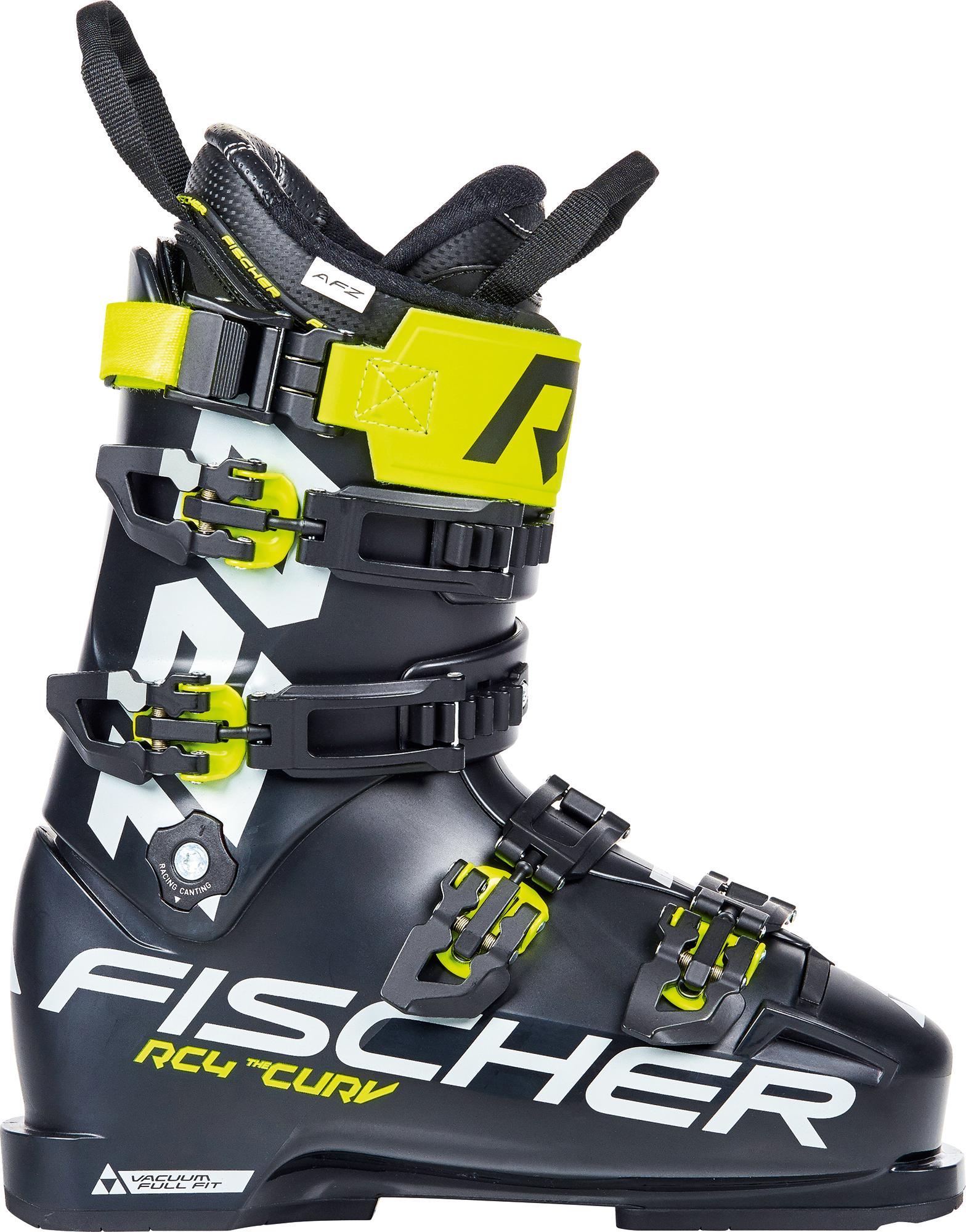 цена на Fischer Ботинки горнолыжные Fischer RC4 THE CURV 120 VFF, размер 29,5 см
