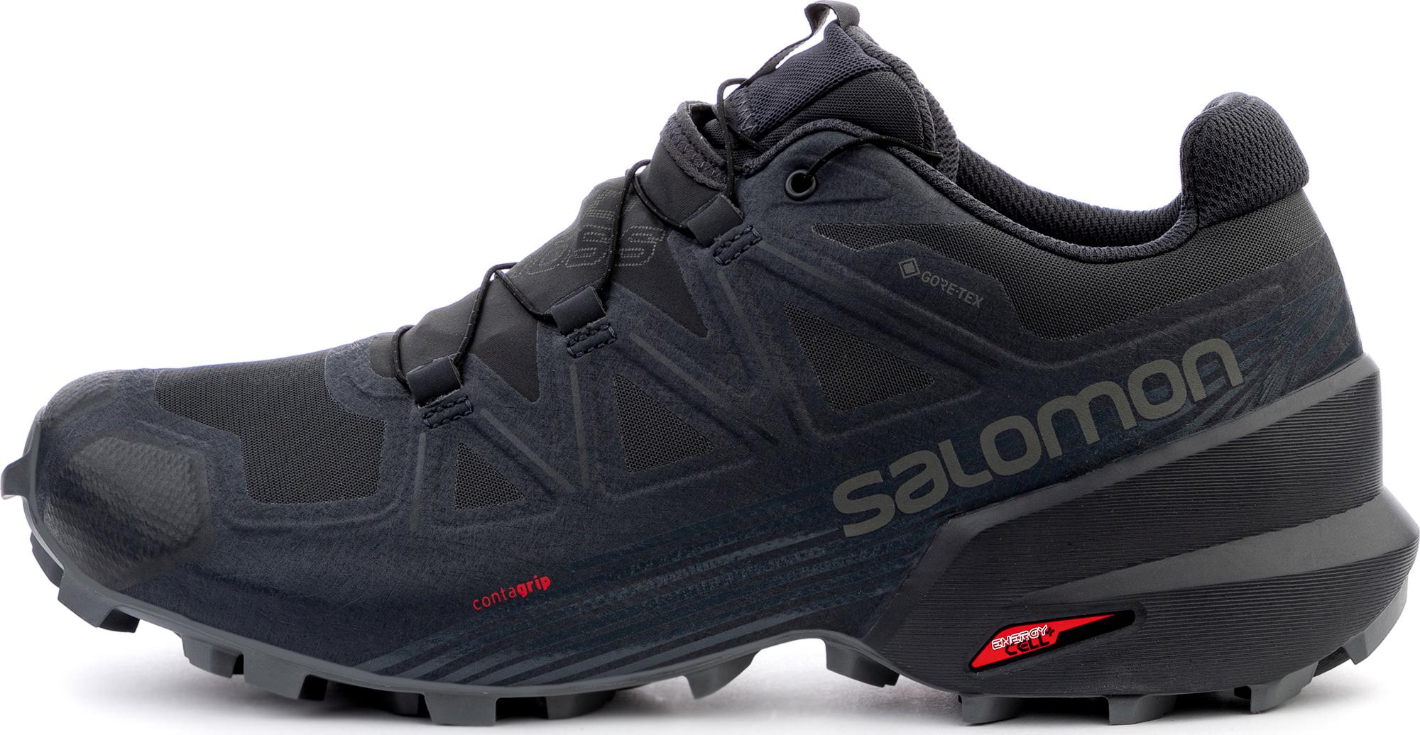 купить Salomon Кроссовки мужские Salomon Speedcross 5 GTX Nocturne, размер 45 дешево