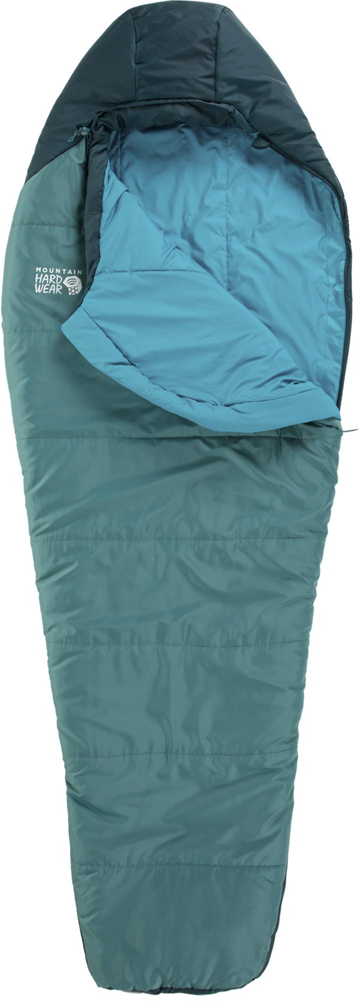 Mountain Hardwear Спальный мешок Mountain Hardwear Bozeman -3 левосторонний спальный мешок atemi dream