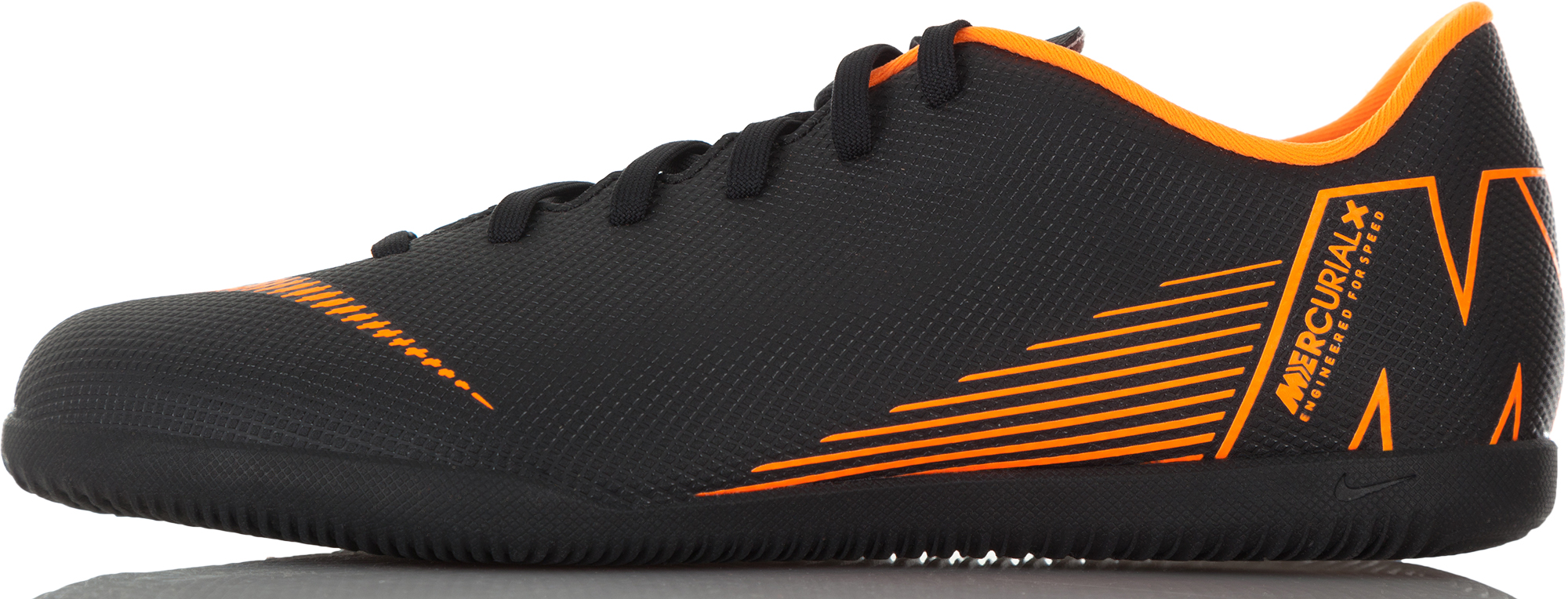 Nike Бутсы для мальчиков Nike Vaporx 12 Club Gs IC бутсы nike бутсы jr mercurialx vapor xi ic