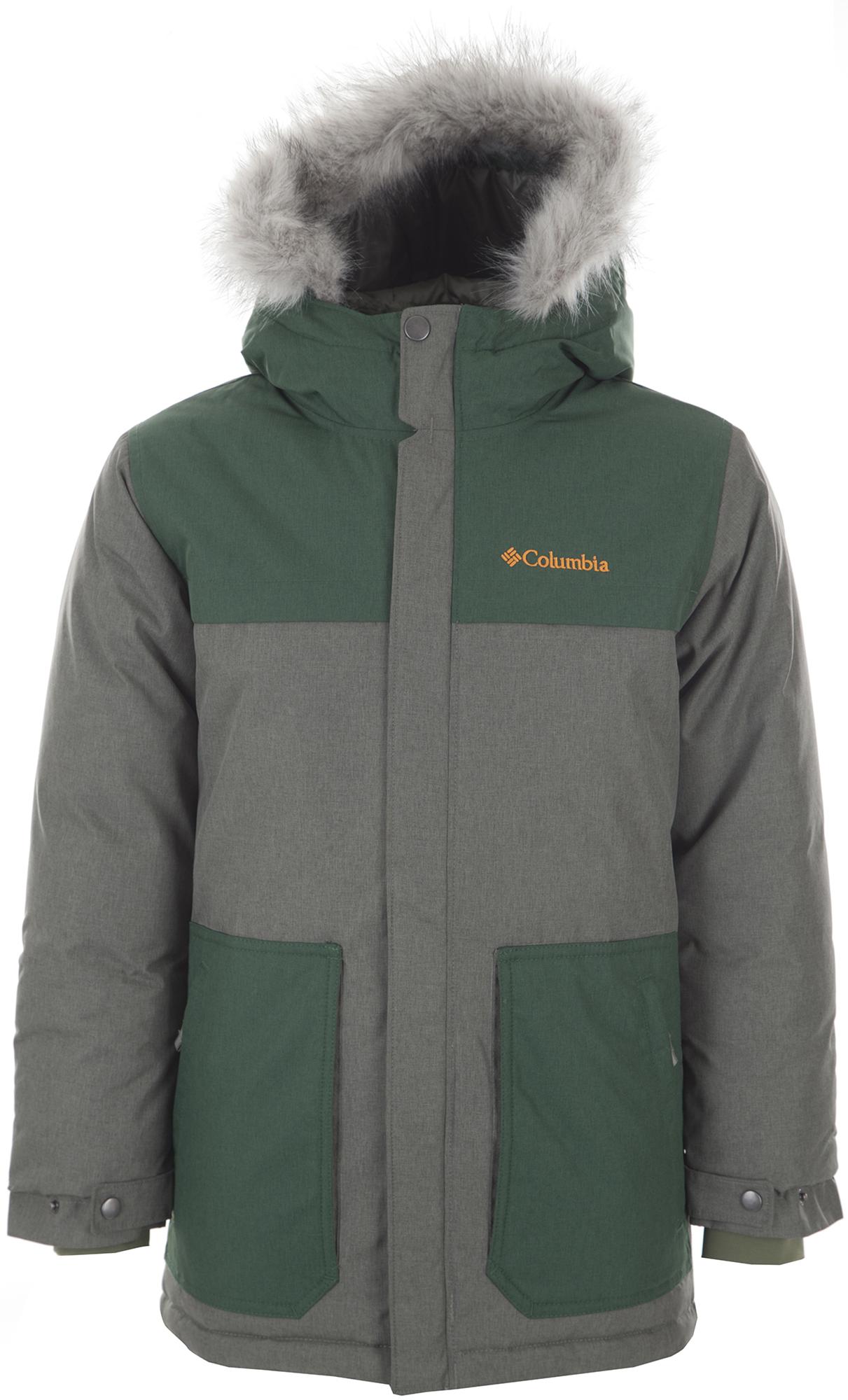 Columbia Куртка утепленная для мальчиков Columbia Timberlake Lodge, размер 160-170 куртка утепленная columbia columbia co214ewcpqd3