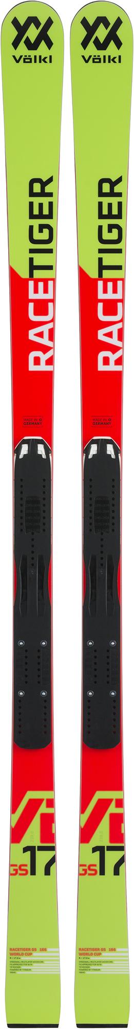 Volkl Лыжи горные детские Racetiger GS R Jr + plate + Race 10 цена