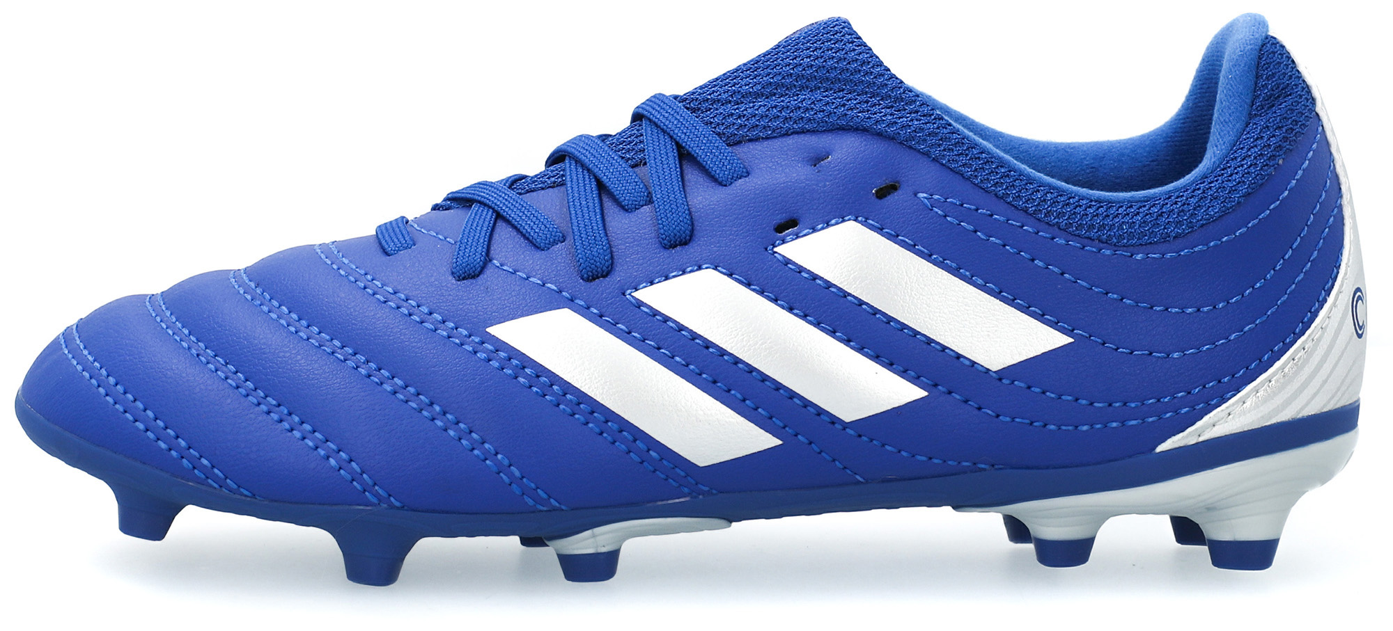 Бутсы для мальчиков adidas Copa 20.3 FG J, размер 37 adidas бутсы для мальчиков adidas copa 20 3 fg j размер 37
