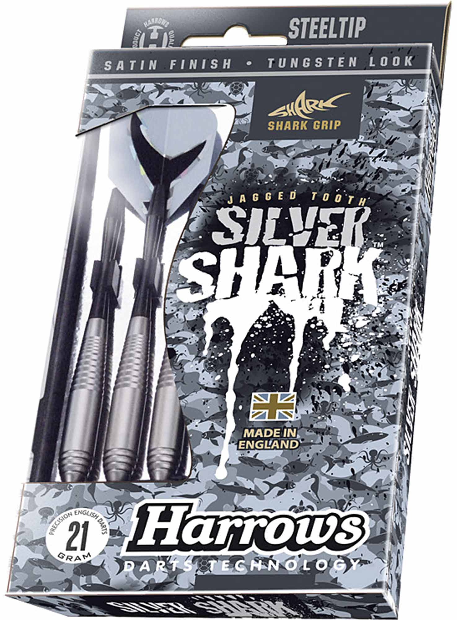 Harrows Дротики Harrows Silver Shark