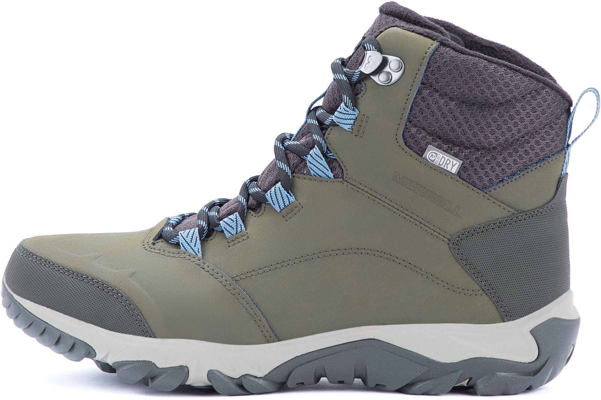 Merrell Ботинки утепленные мужские Thermo Fractal WP, размер 45