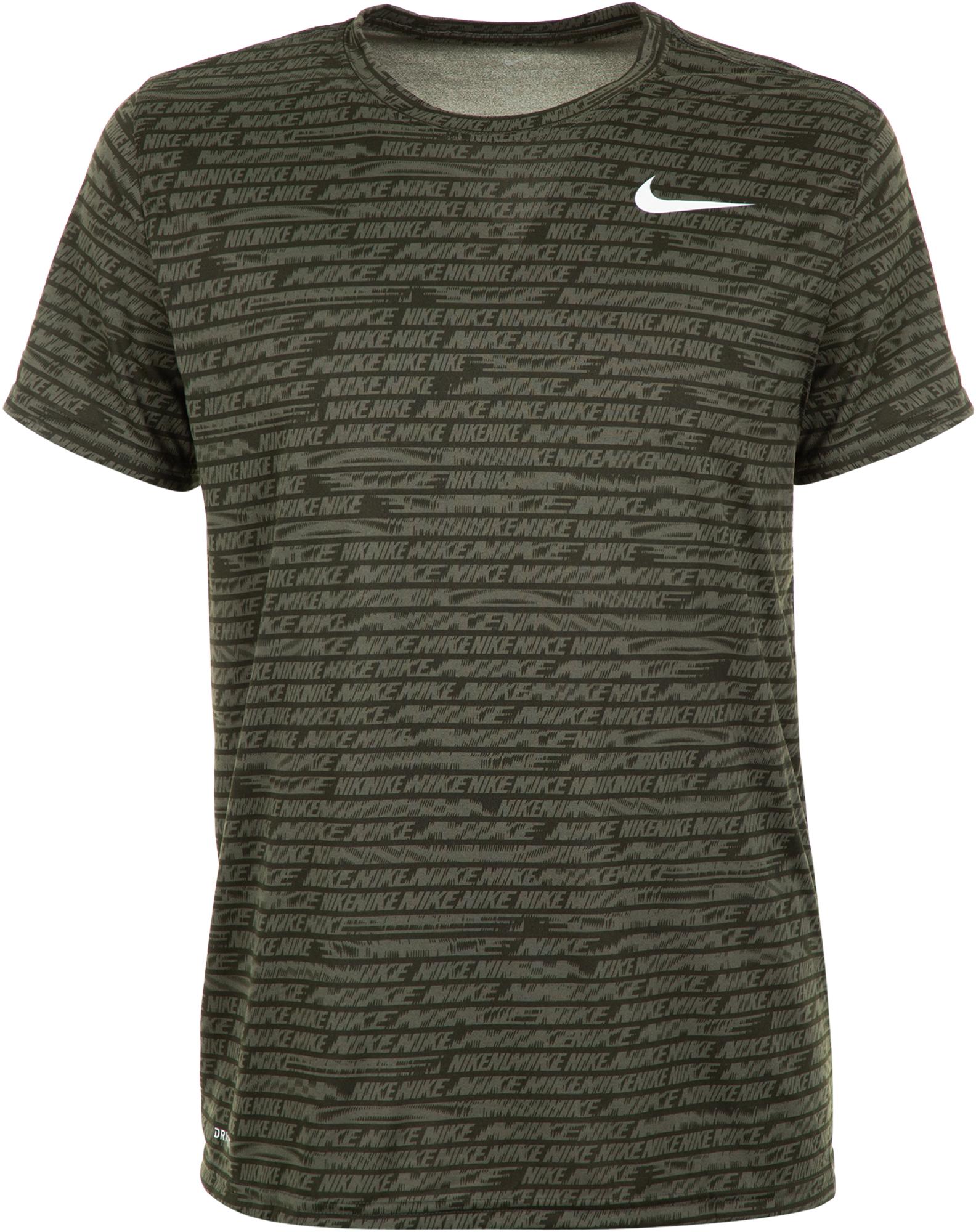 Nike Футболка мужская Dry, размер 50-52