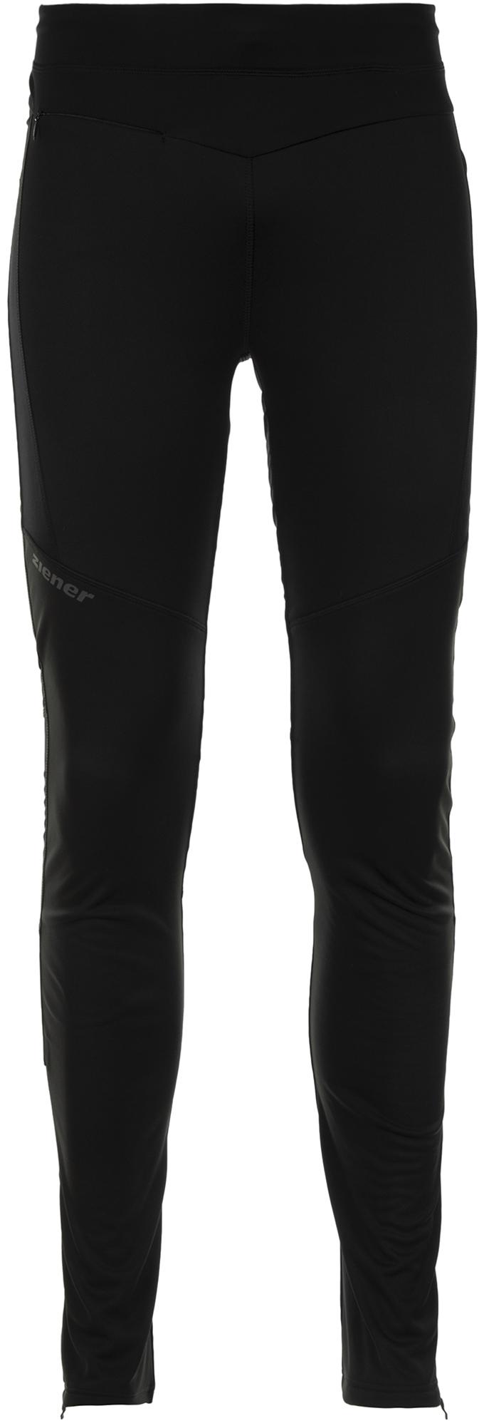 Ziener Брюки мужские Ziener Nataniel, размер 54 брюки мужские sela цвет темно серый меланж pk 2415 012 8310 размер xxl 54