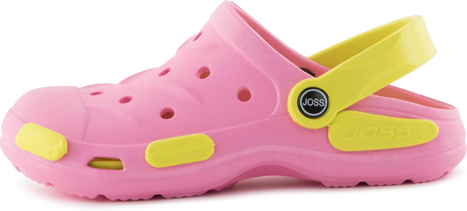цена Joss Шлепанцы для девочек Joss Garden Shoes, размер 26-27 онлайн в 2017 году