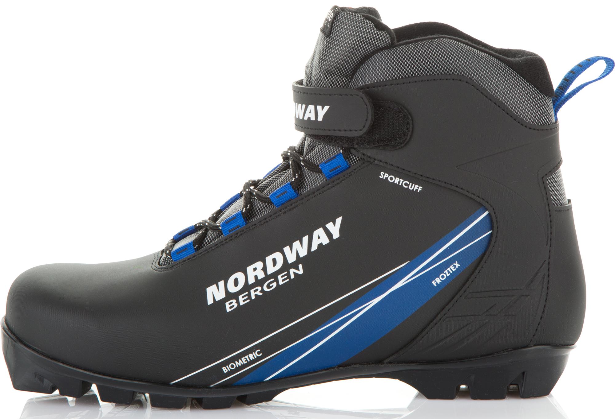 Nordway Ботинки для беговых лыж Nordway Bergen ботинки для горных лыж в украине