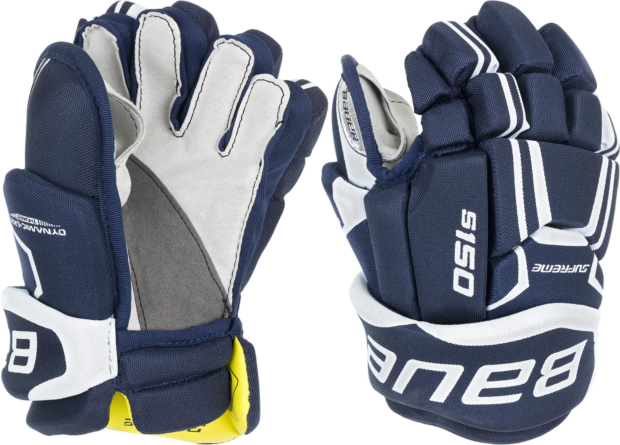 купить  Bauer Перчатки хоккейные детские Bauer S17 Supreme S150  недорого