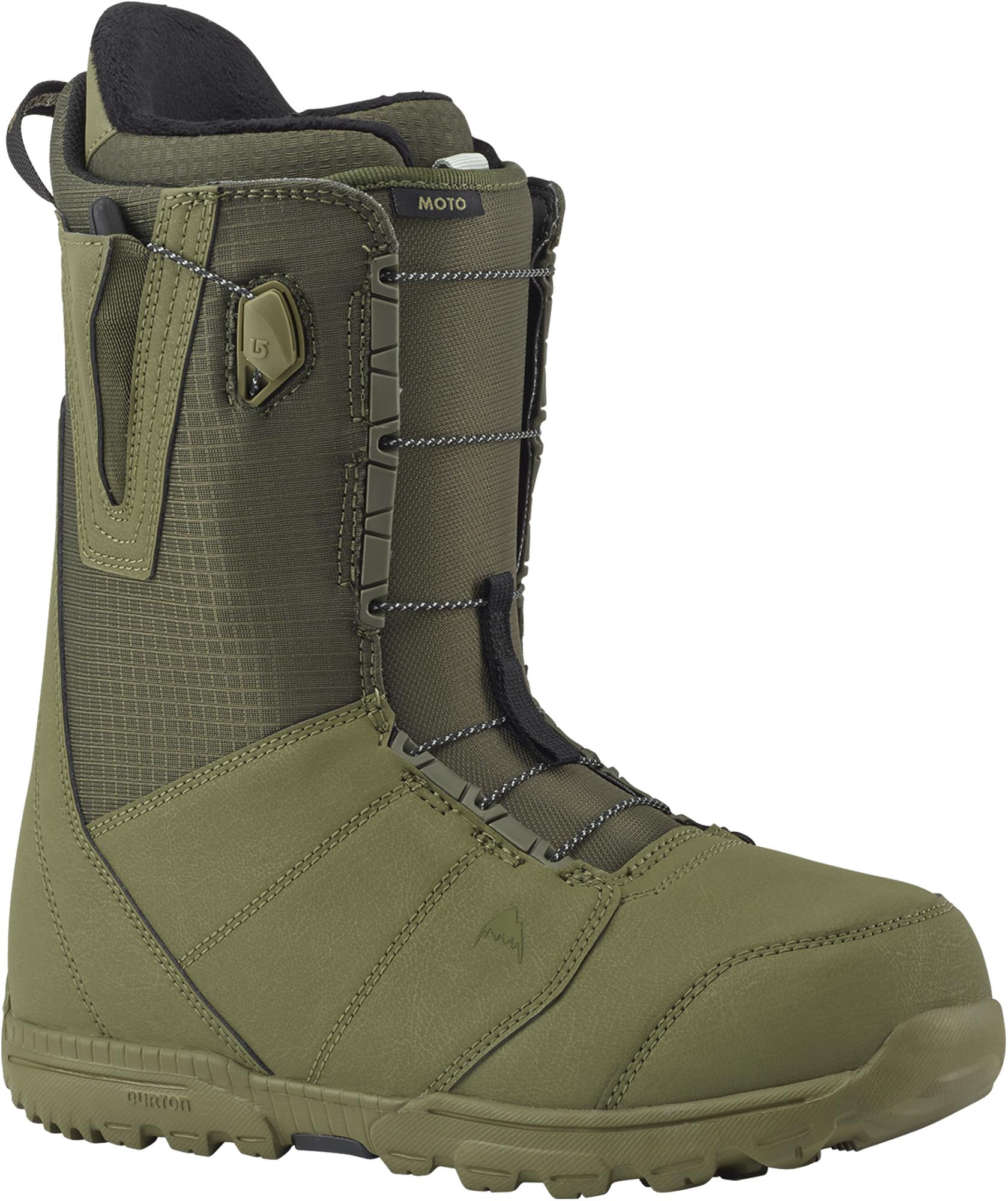 Burton Сноубордические ботинки Moto, размер 40,5