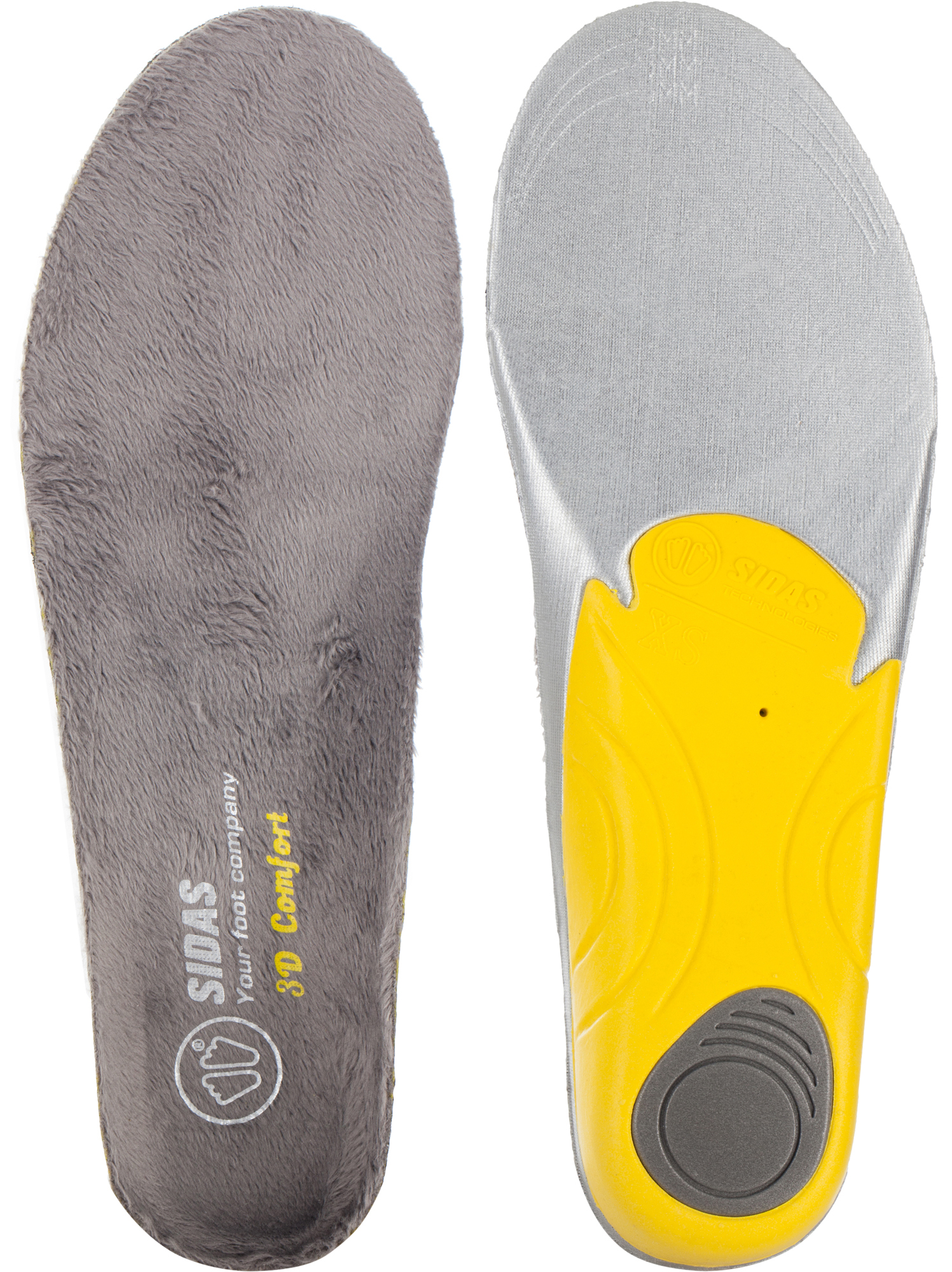 Sidas Стельки Sidas Winter 3D стельки формируемые sidas custom ski prem xl