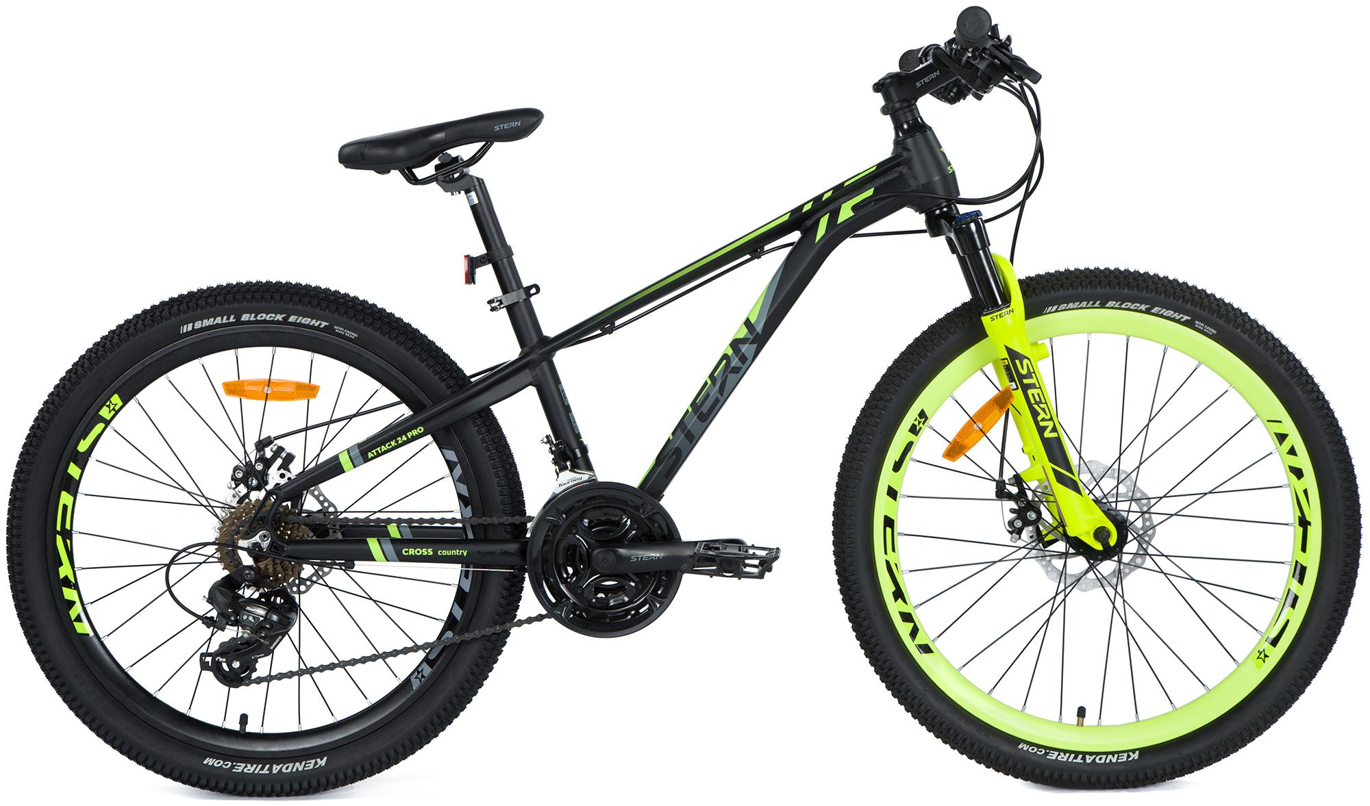 "Stern Велосипед подростковый Stern Attack 24"" Pro Sport"