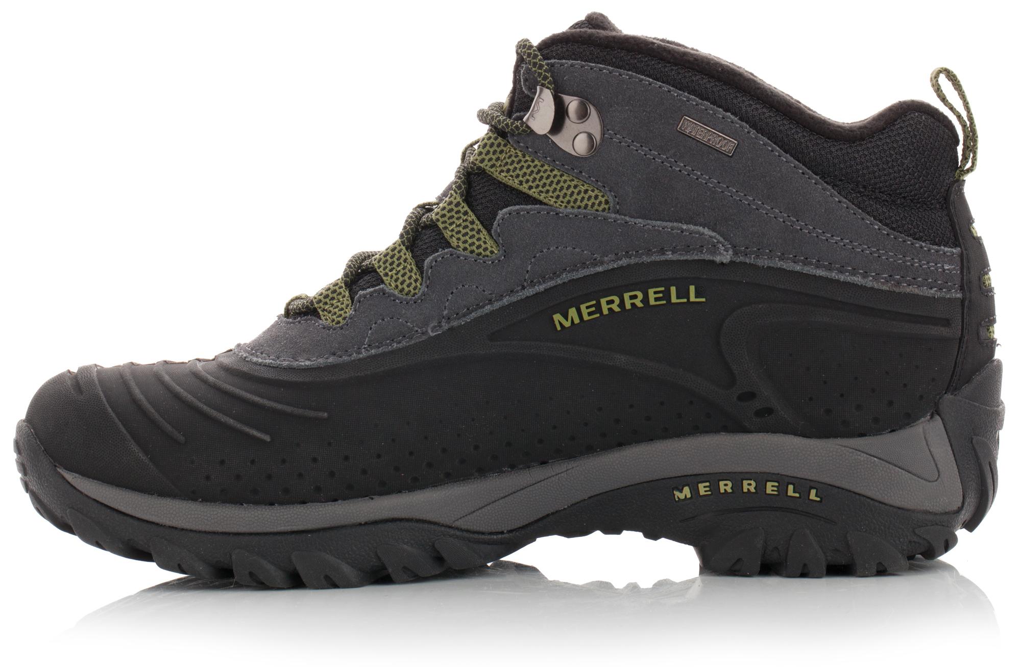 цена на Merrell Ботинки утепленные мужские Merrell Storm Trekker 6, размер 42
