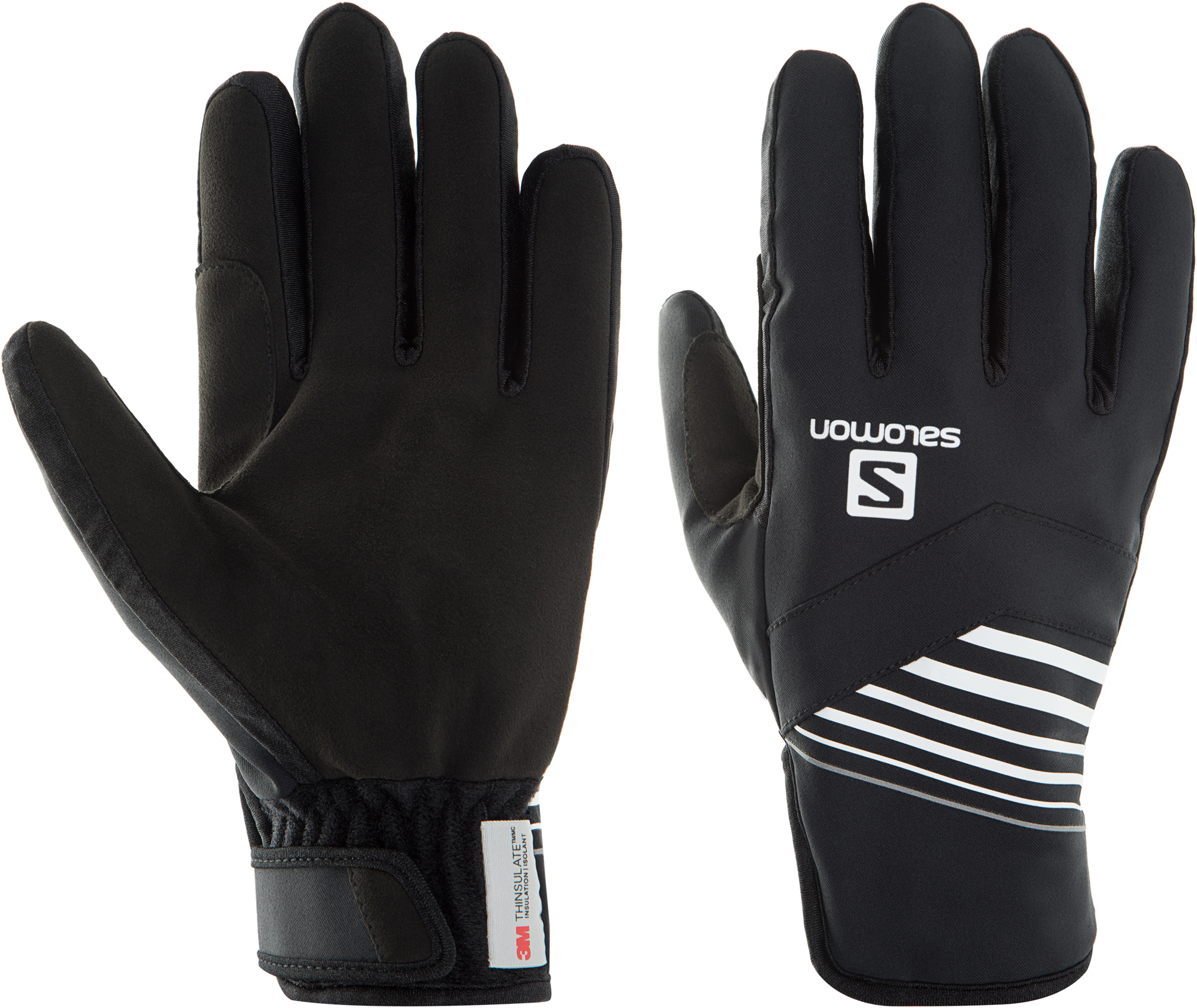 Salomon Перчатки Salomon RS Warm Glove, размер 9,5