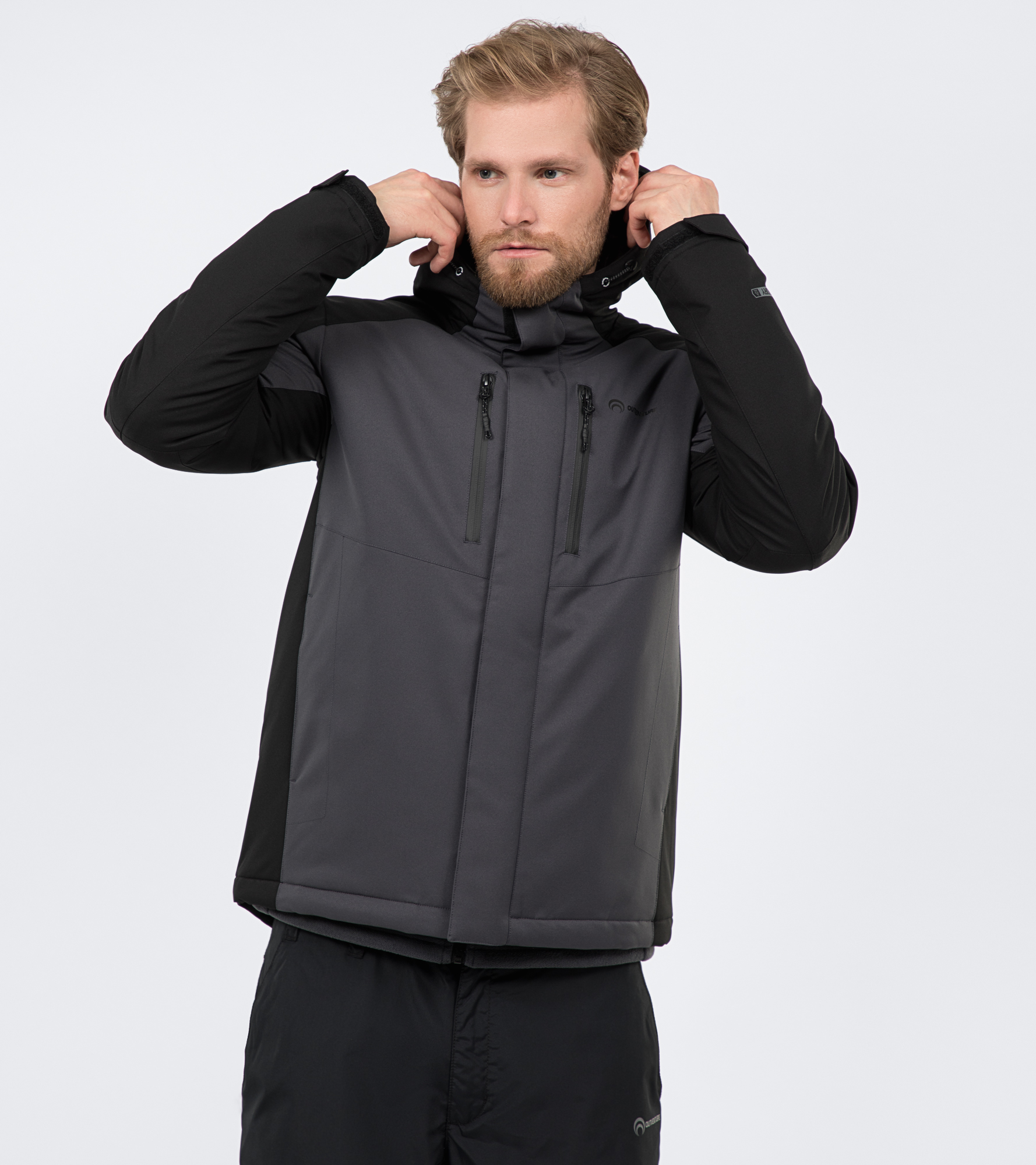 купить Outventure Куртка утепленная мужская Outventure, размер 58 по цене 5999 рублей