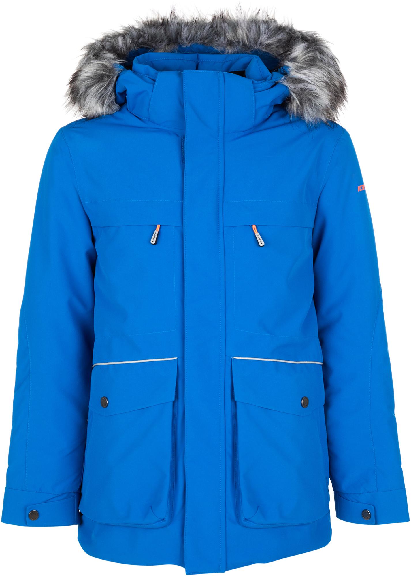 IcePeak Куртка утепленная для мальчиков Keo JR, размер 176