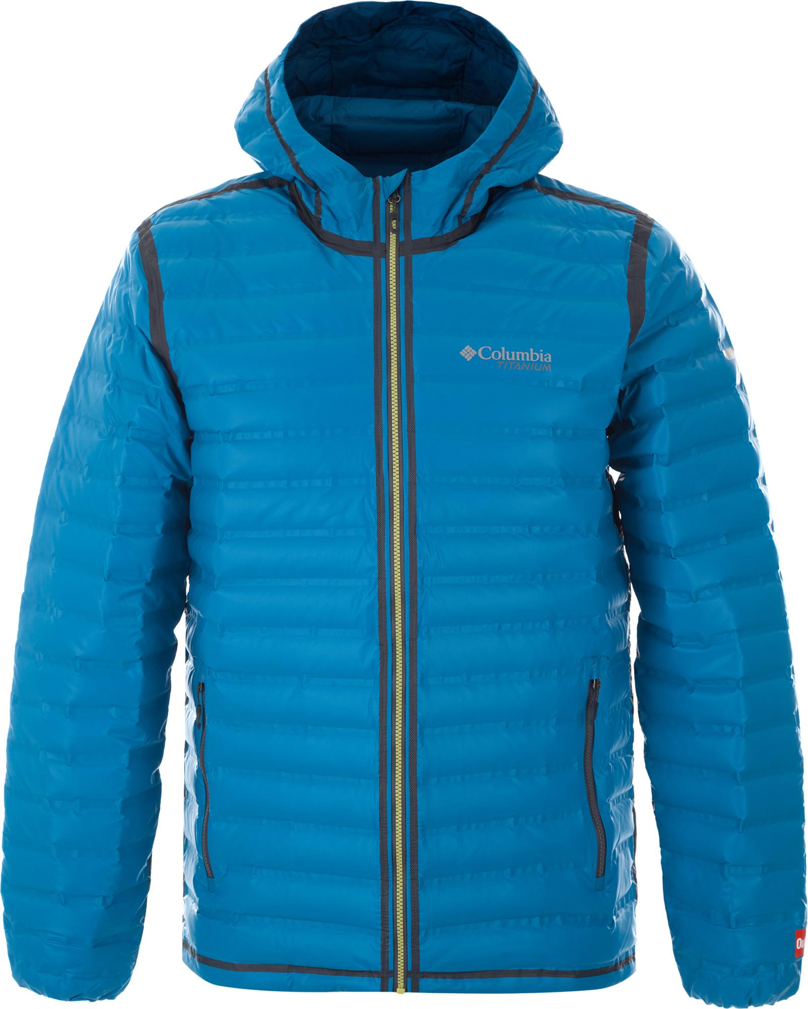 Columbia Куртка пуховая мужская Columbia OutDry, размер 48-50 columbia куртка 3 в 1 мужская columbia whirlibird размер 48 50