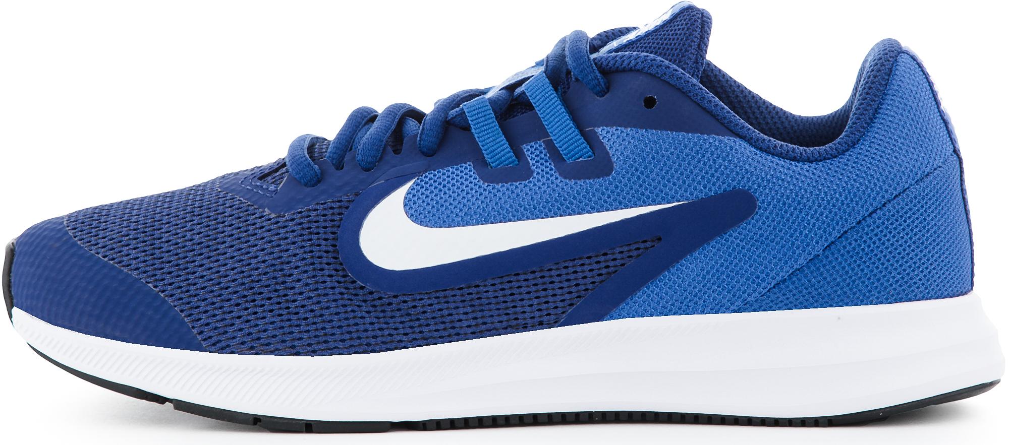 Nike Кроссовки для мальчиков Nike Downshifter 9 (Gs), размер 39 nike кроссовки для мальчиков nike lunar hayward размер 37 5