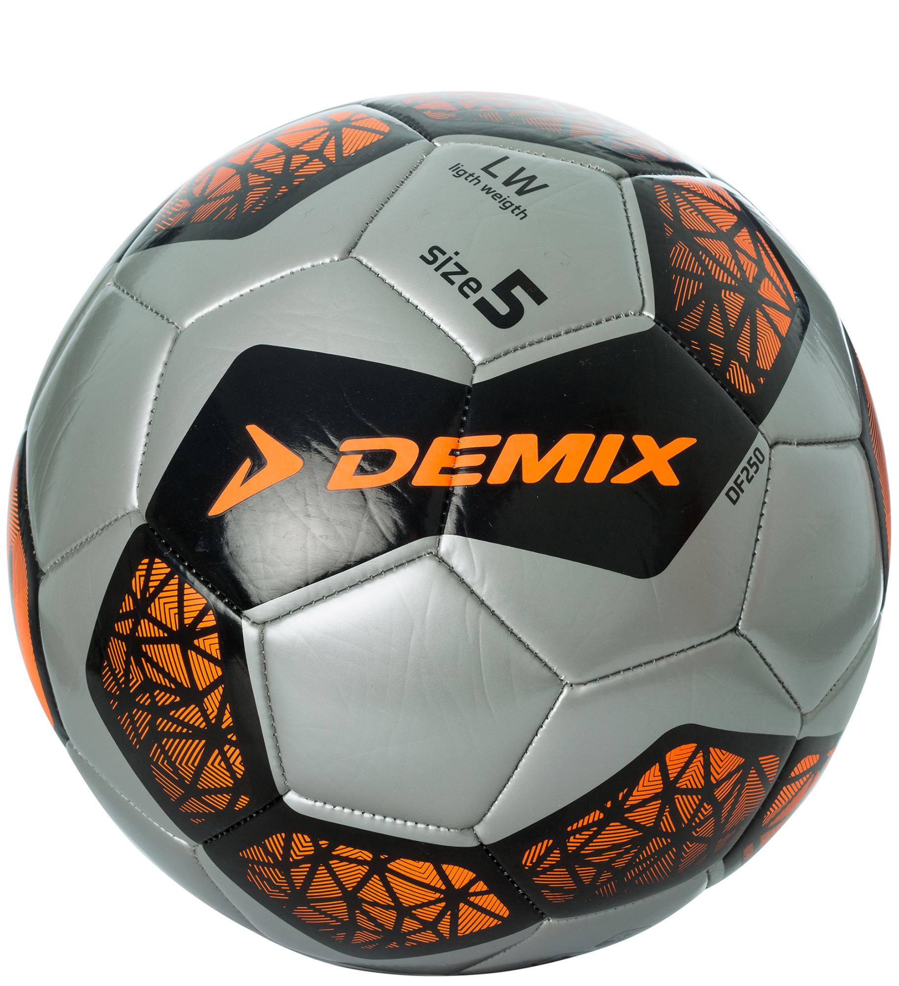 Demix Мяч футбольный Demix, размер 5