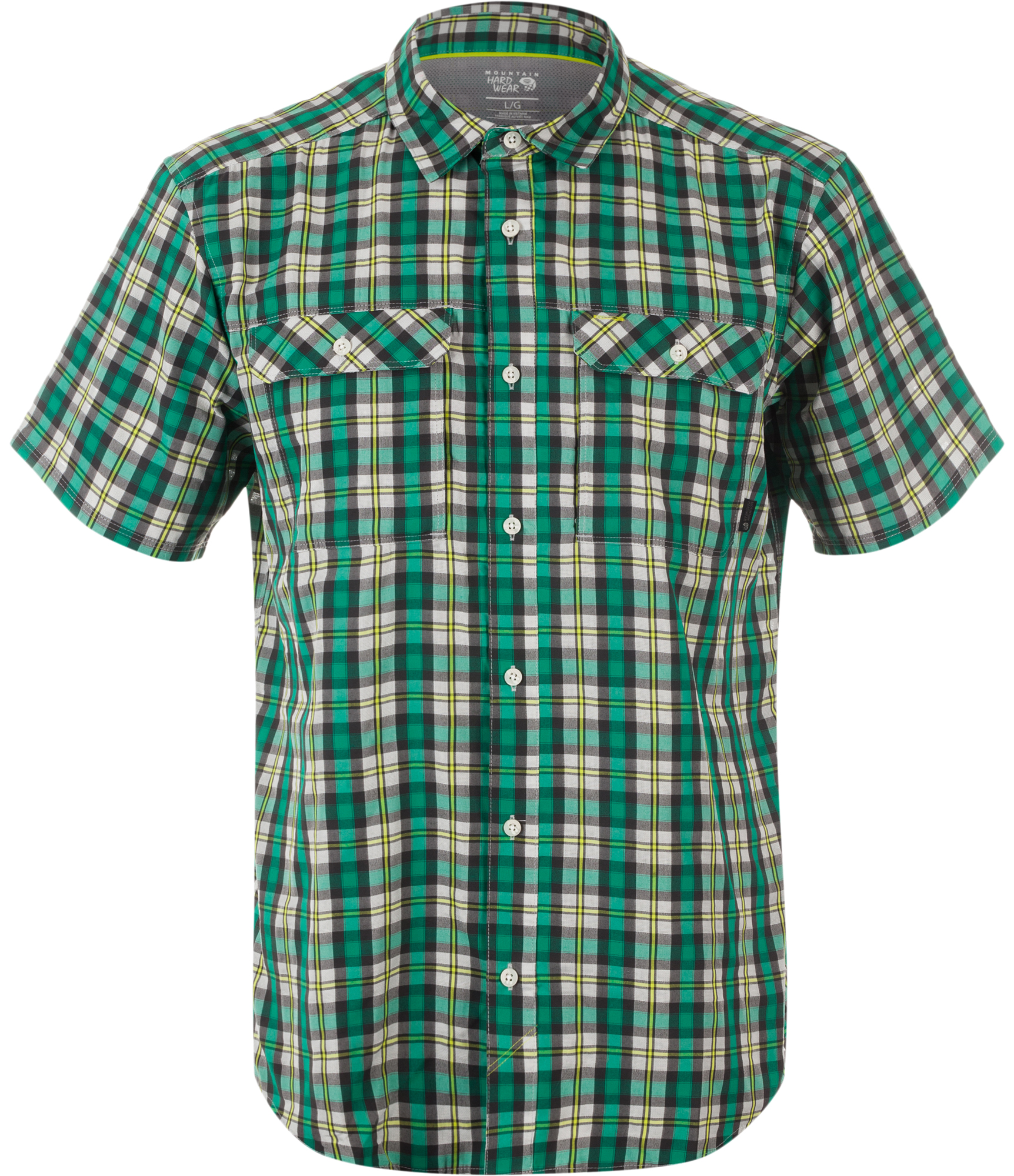 Mountain Hardwear Рубашка мужская Mountain Hardwear Canyon, размер 54
